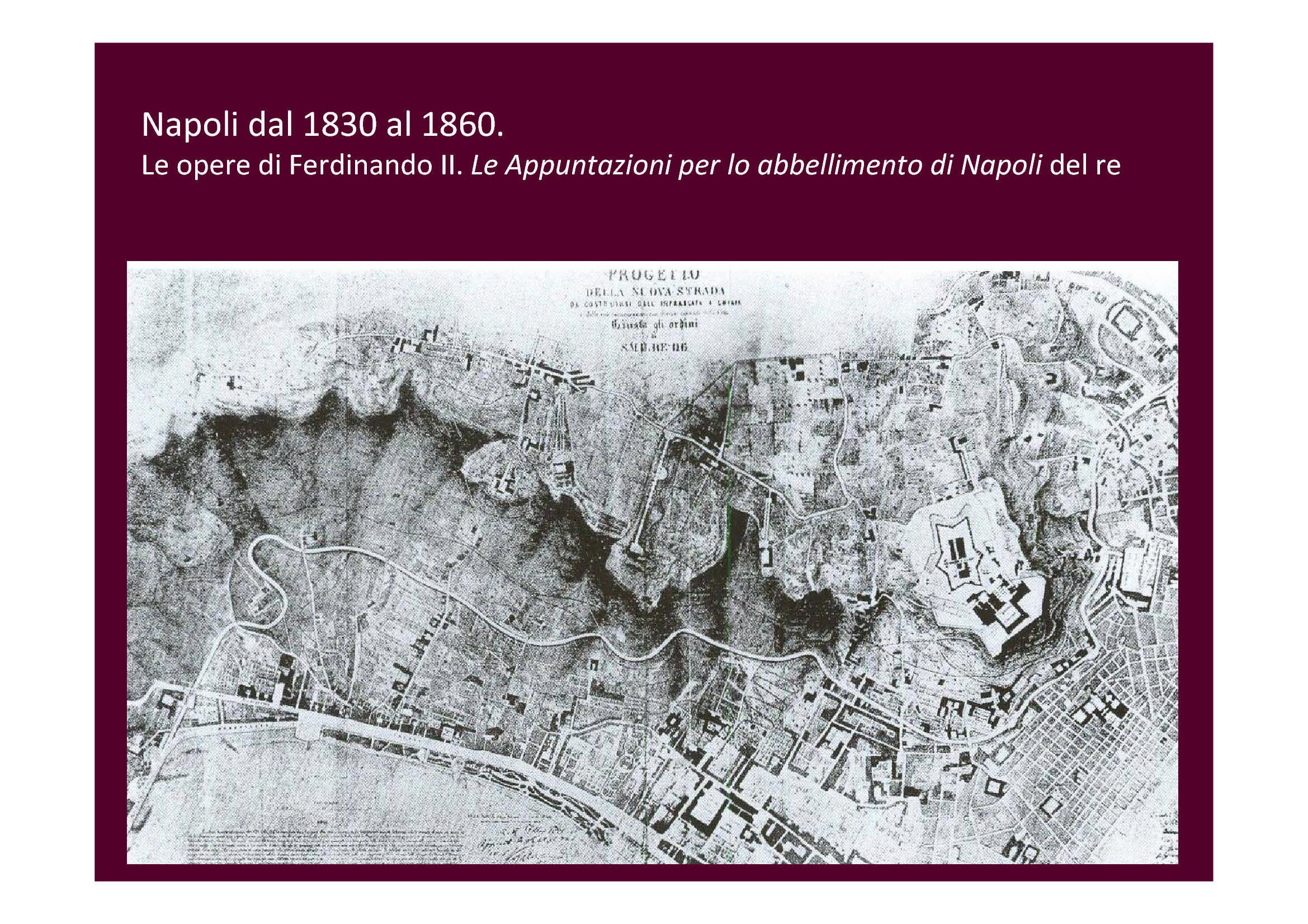 Architettura di Napoli - '800