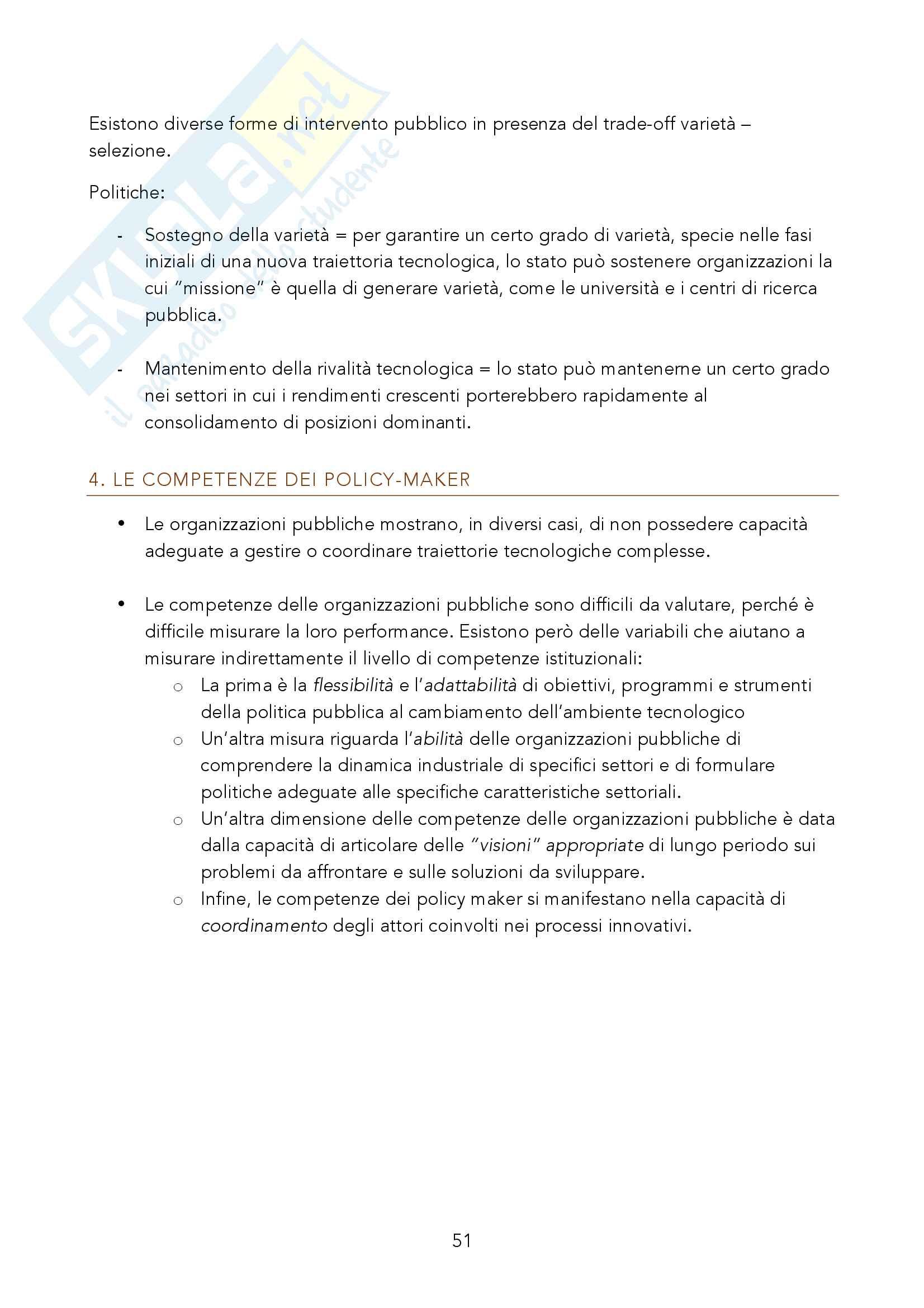 Riassunto esame Industry Pag. 51
