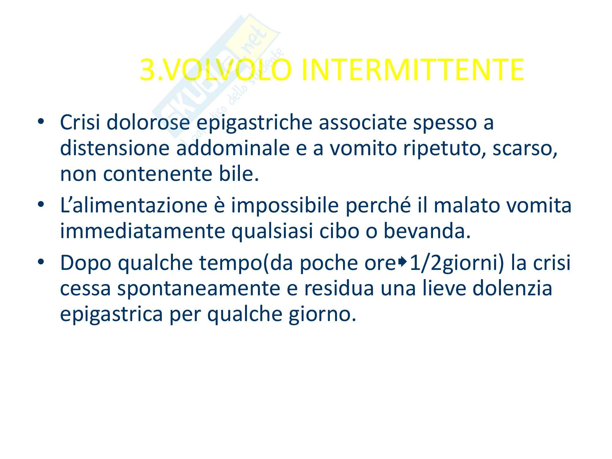 Sindrome di Mallory Weiss Pag. 11