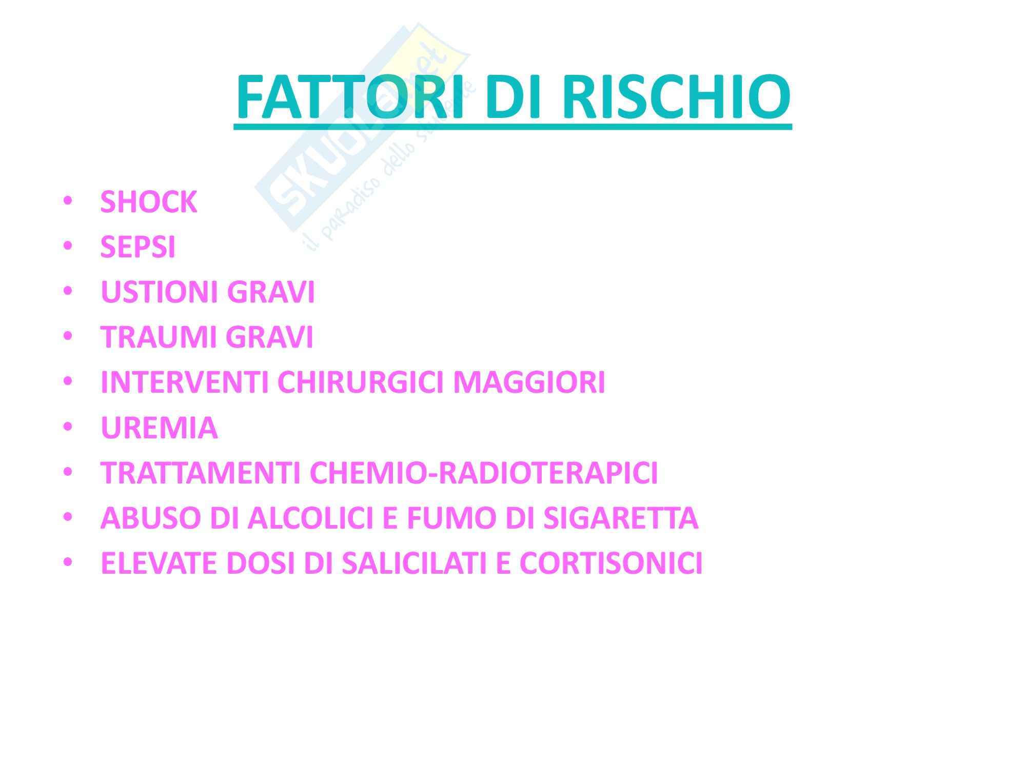 Sindrome di Mallory Weiss Pag. 16