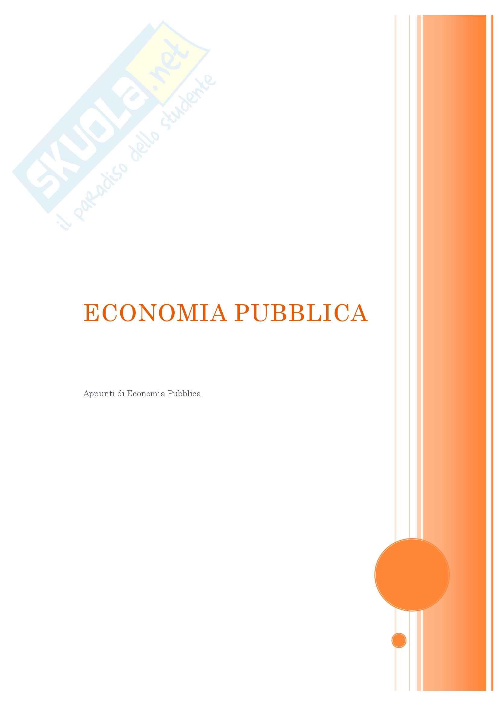 Economia pubblica