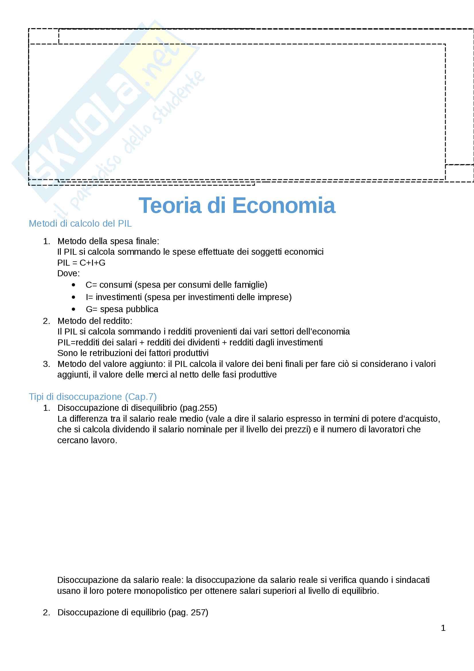 Teoria di istituzioni di economia politica (Merzoni)
