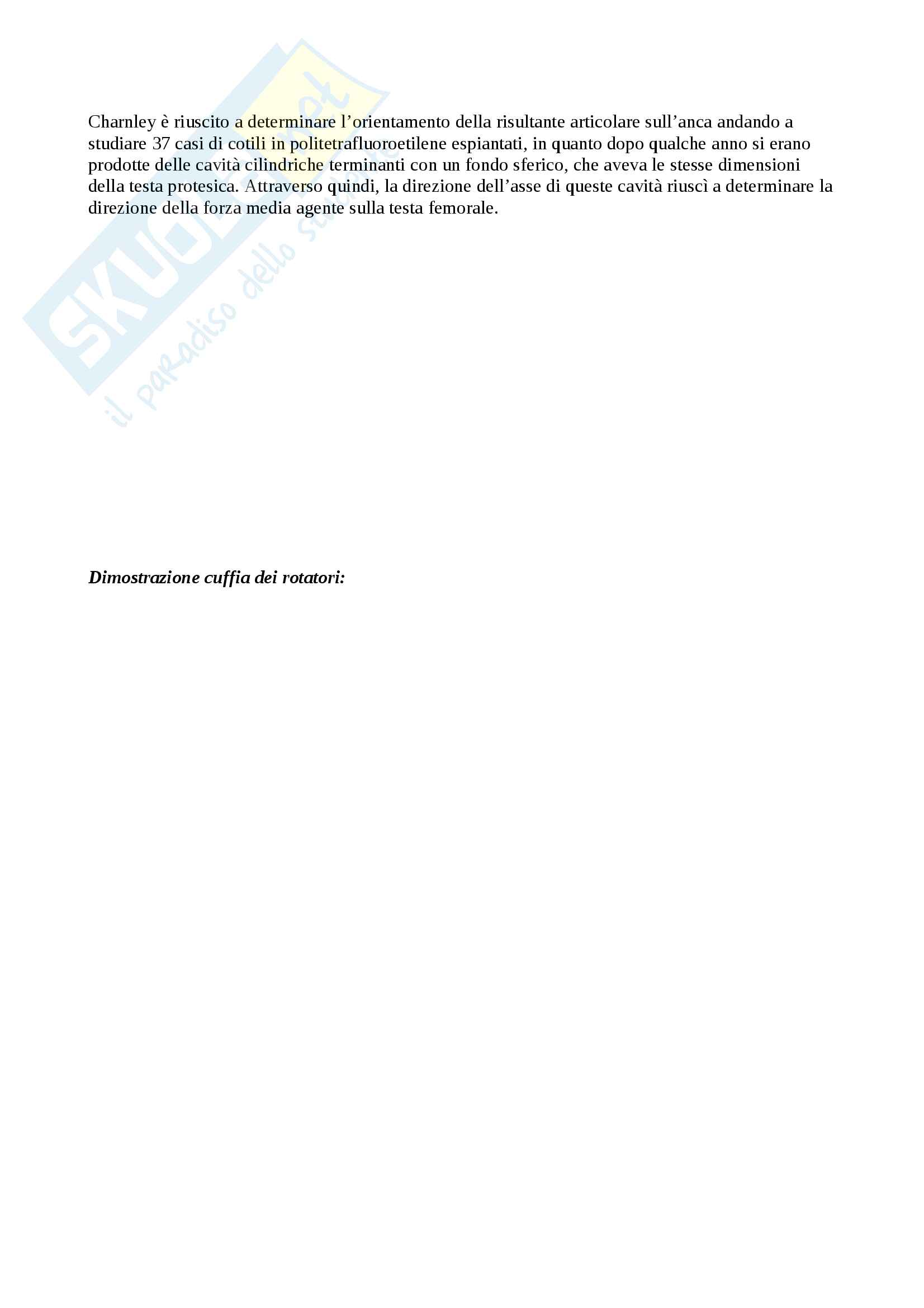 Domande bioingegneria meccanica Pag. 11
