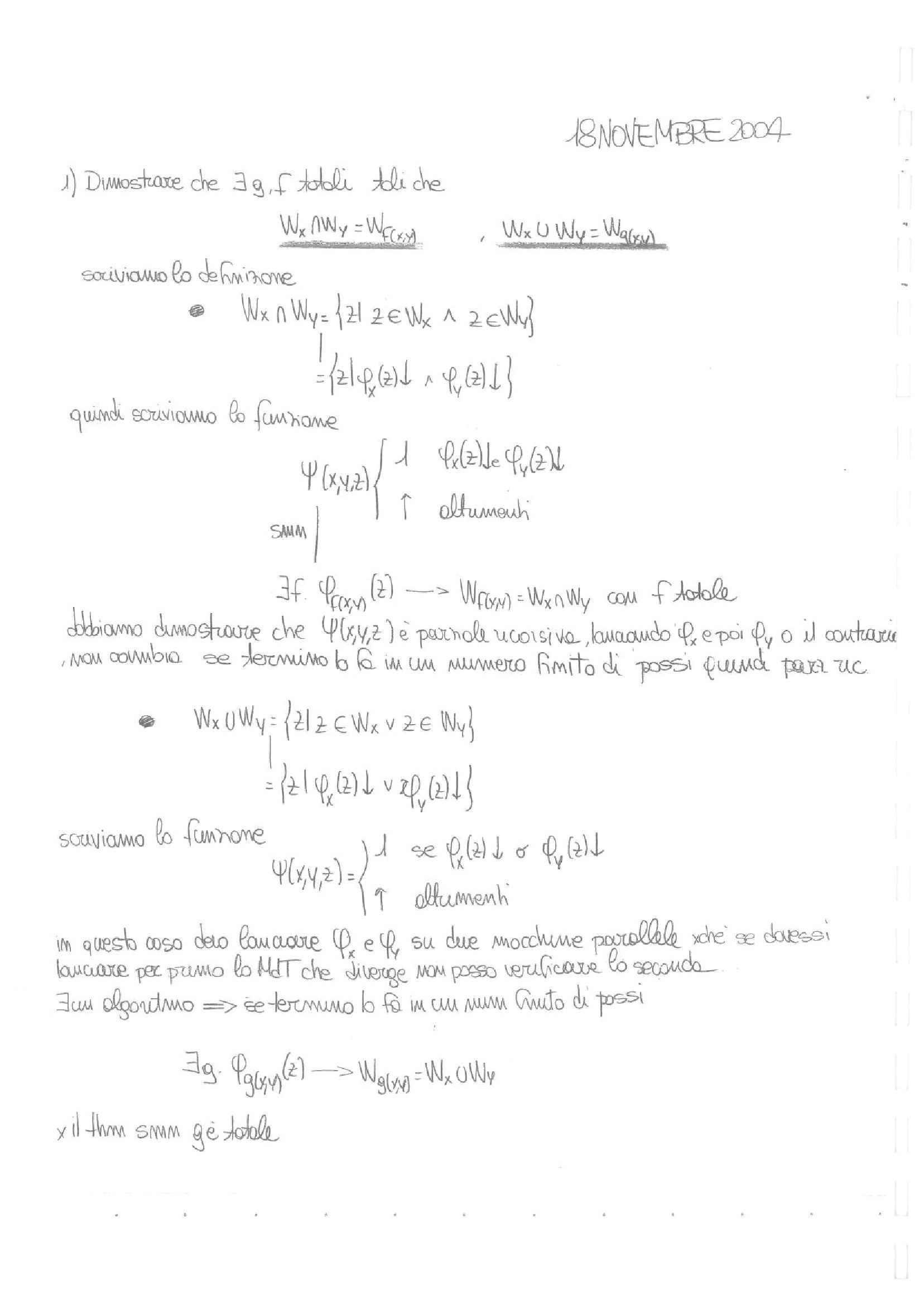 Fondamenti dell'informatica - Appunti Pag. 46
