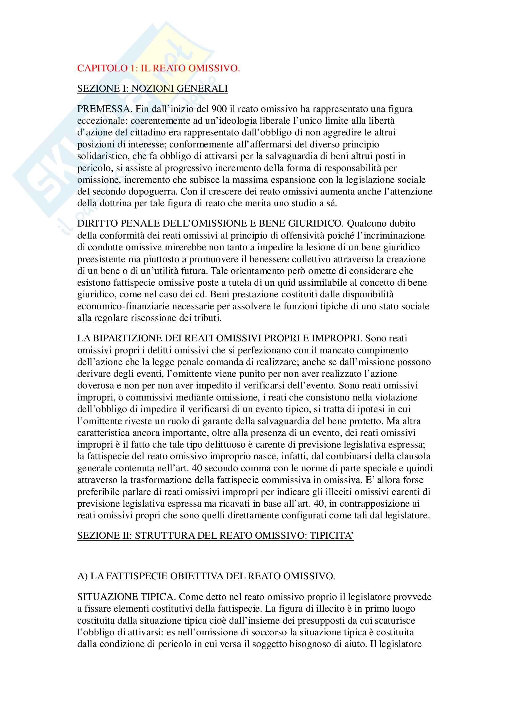 Riassunto esame Diritto Penale, prof. Mezzetti, libro consigliato Diritto Penale, Musco