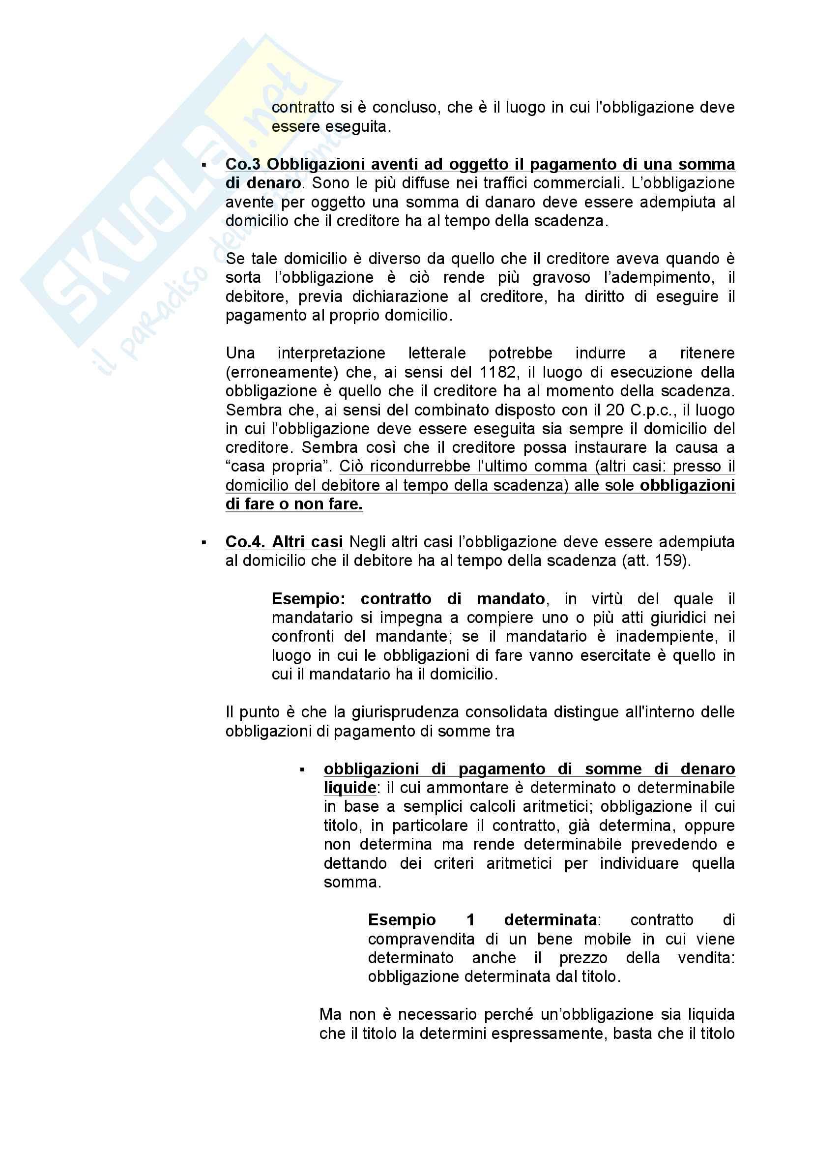 Riassunti e schemi perfetti. Lezioni di Procedura Civile Pag. 21