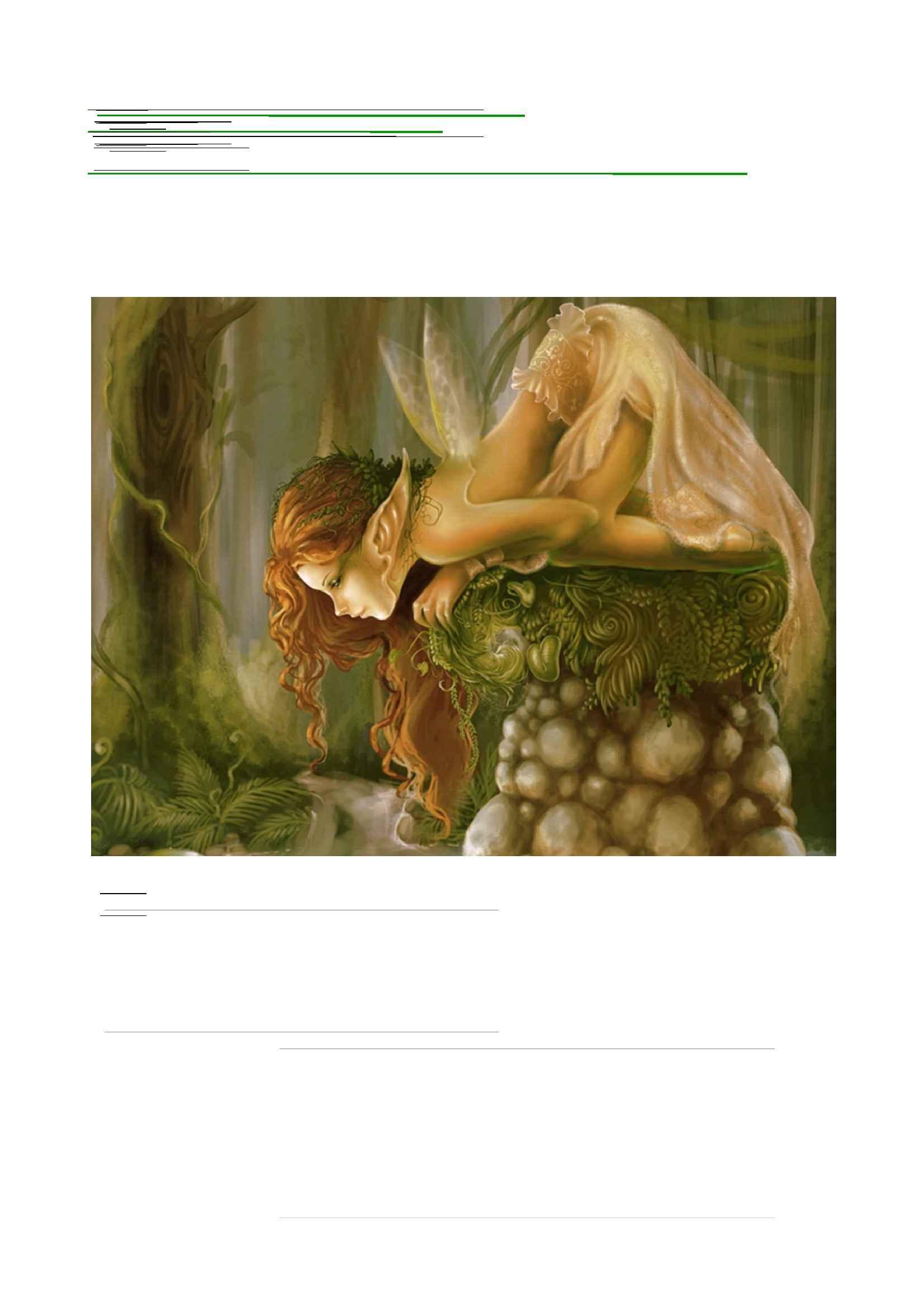 Letteratura tedesca - Deutsche Folklore trifft Fantasy