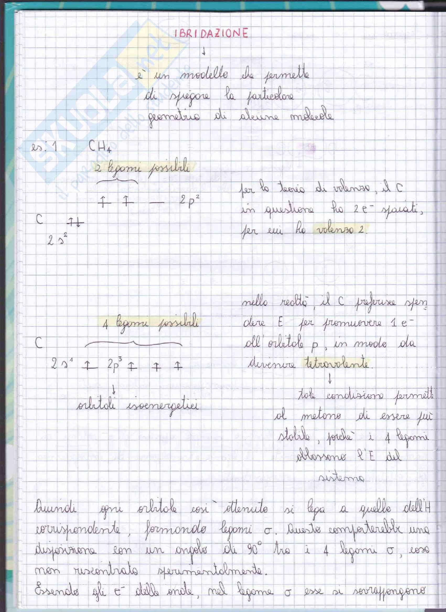 Parte 1, Chimica Generale Pag. 36