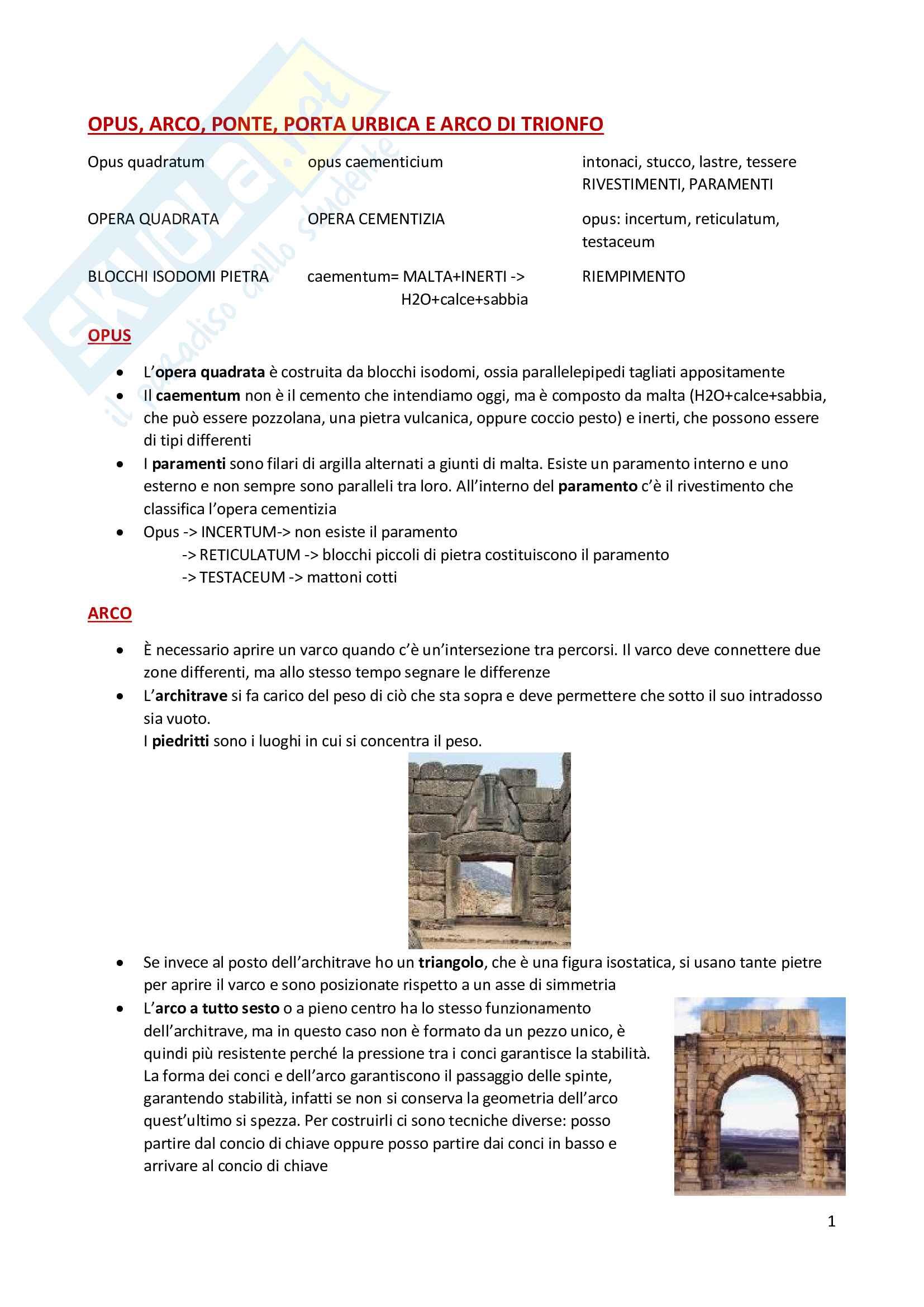 Appunti storia dell'architettura 1 Pag. 16