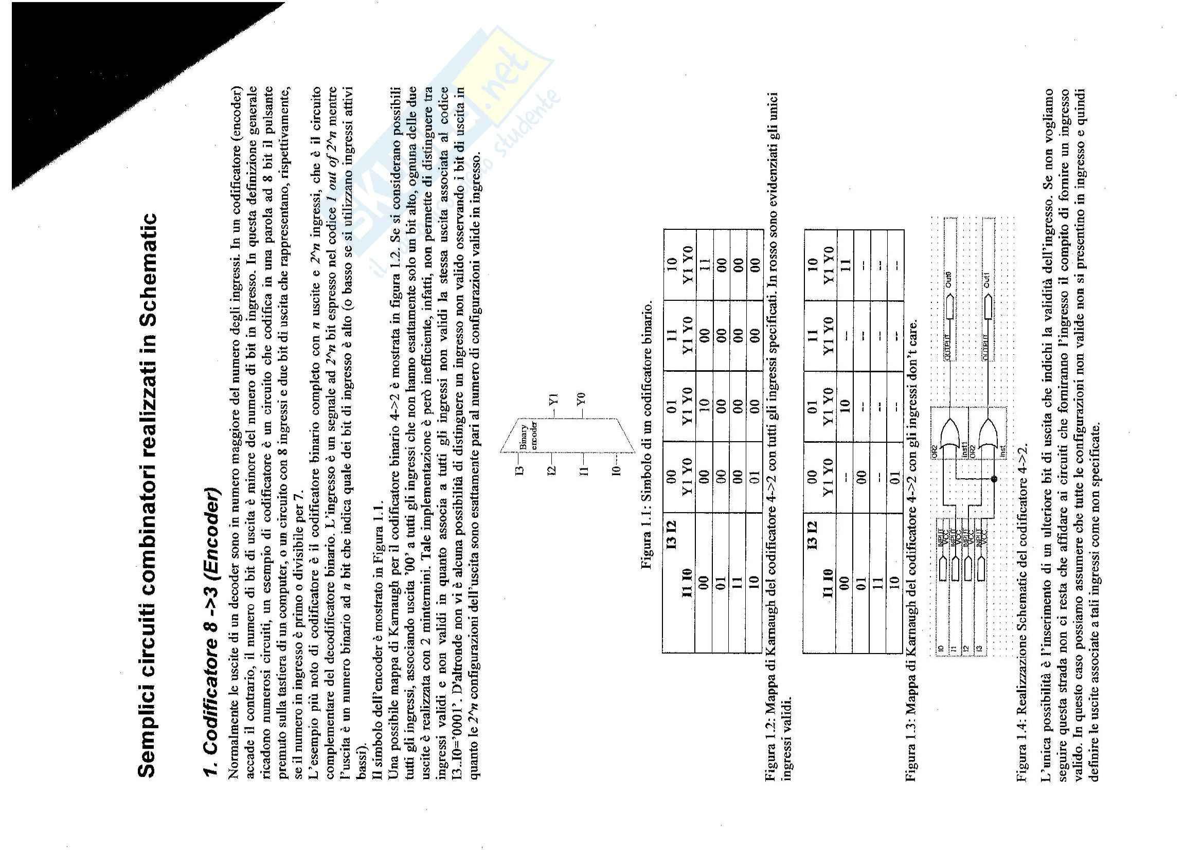 Sistemi elettronici programmabili - L'ambiente di sviluppo altera quartusII 9.1 SP1 per il progetto di SEP Pag. 11