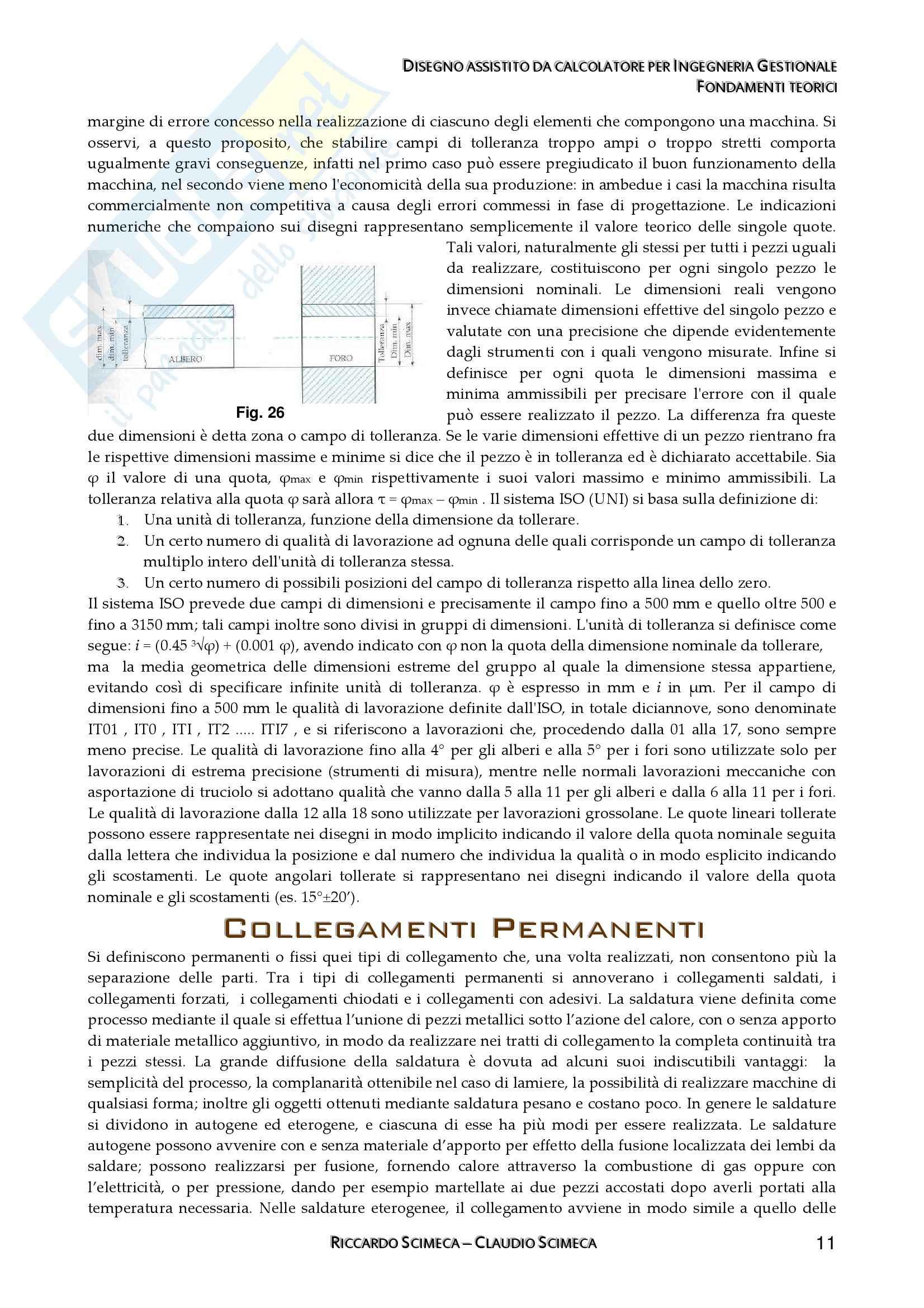 Disegno assistito da calcolatore - Appunti Pag. 11