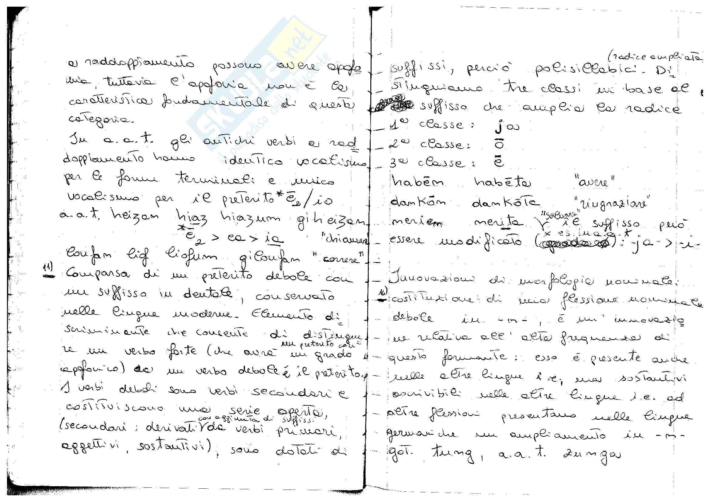 appunto A. Guerrieri Filologia germanica A