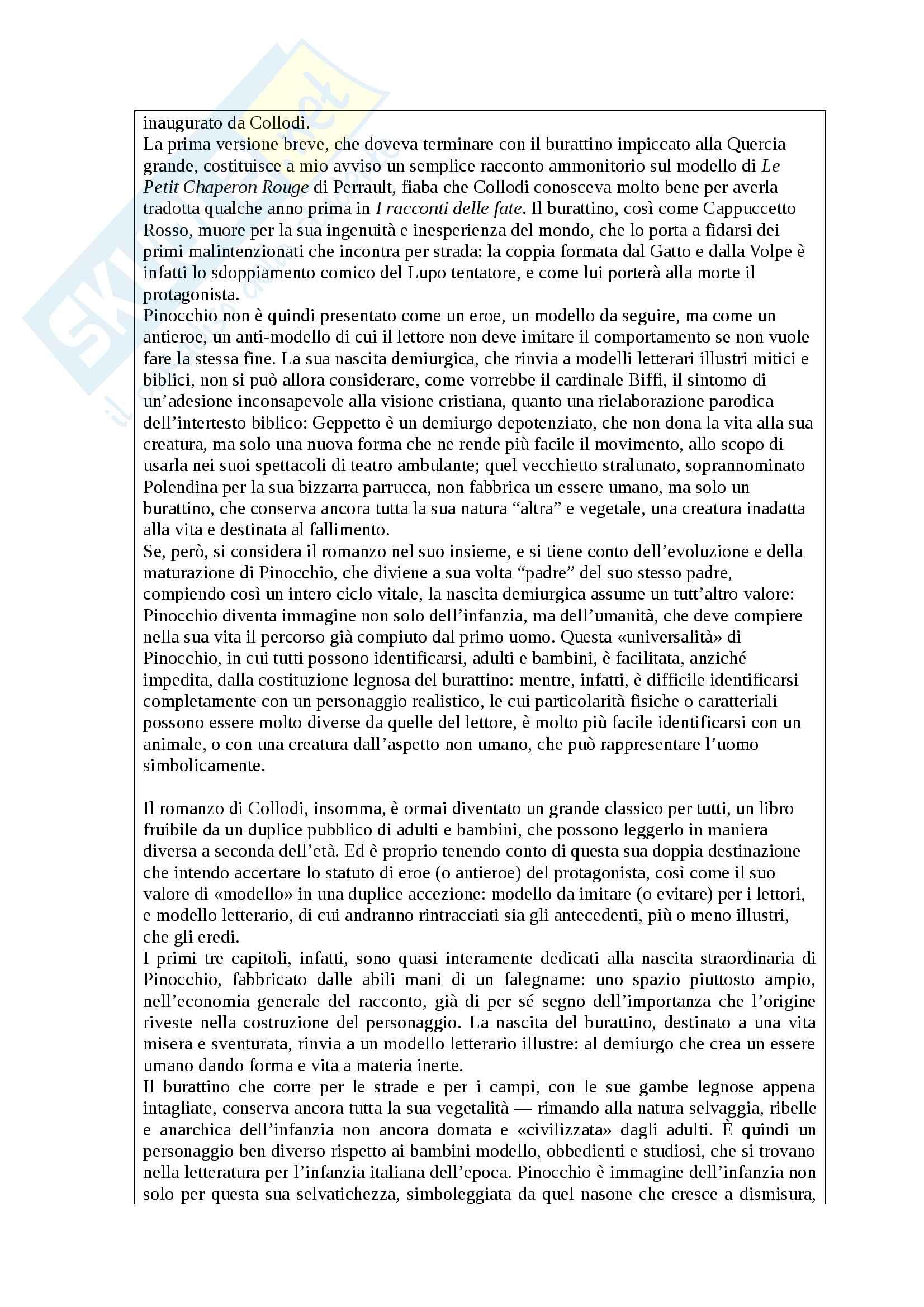 Letteratura italiana Pag. 6