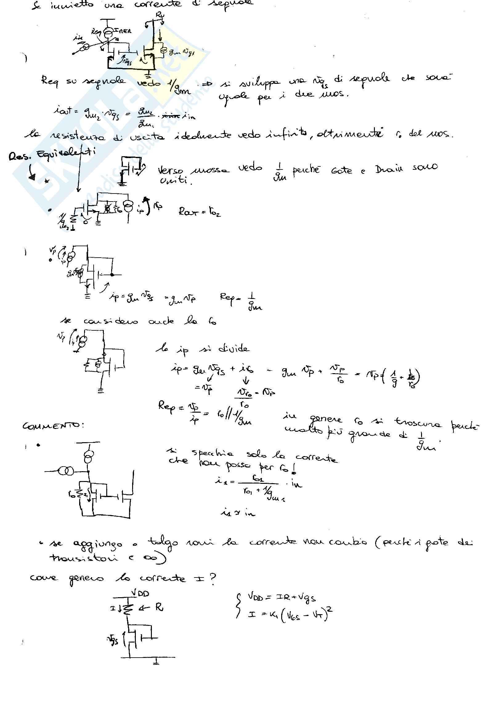 Fondamenti Di Elettronica Guazzoni Pag. 61