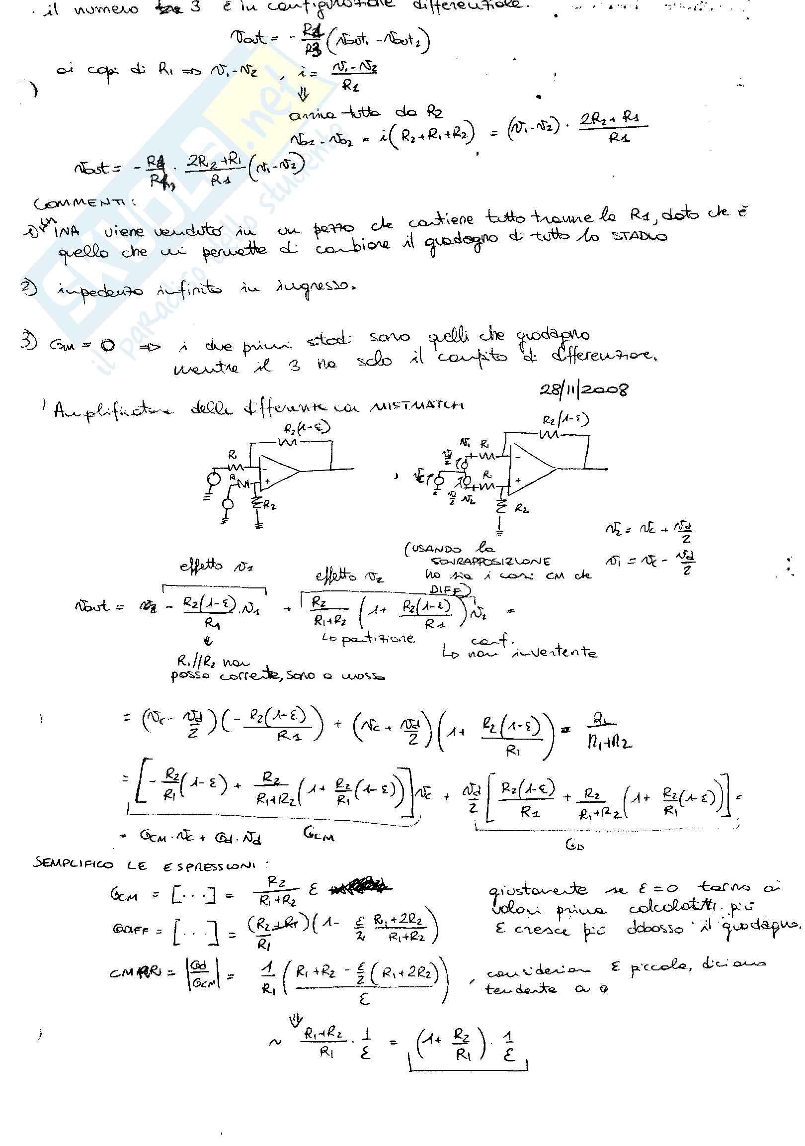 Fondamenti Di Elettronica Guazzoni Pag. 71