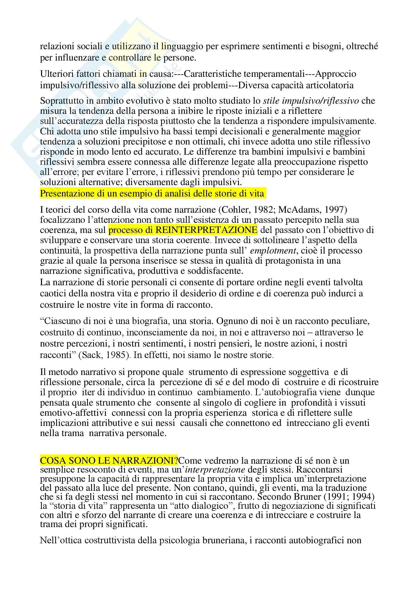 Riassunto esame Psicologia della Comunicazione, prof. Carrubba, libro consigliato Fondamenti di Psicologia della Comunicazione, Anolli Pag. 6