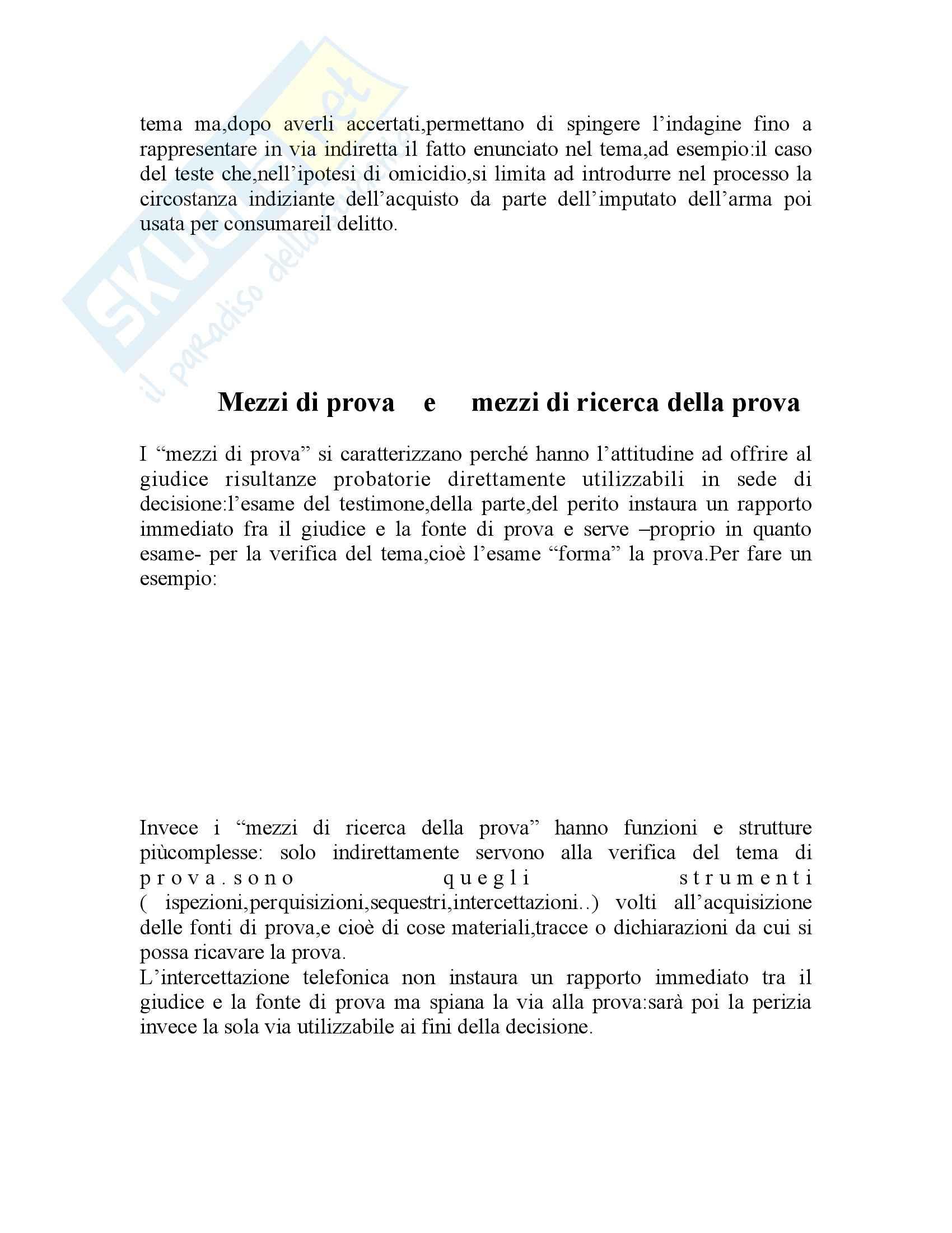 Thema probandum Pag. 2