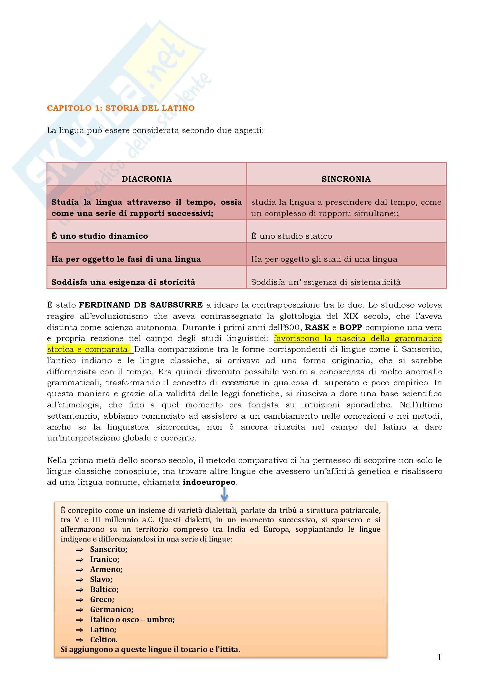 Riassunto esame Letteratura latina, prof. Cristante, libro consigliato Propedeutica del latino universitario, Traina