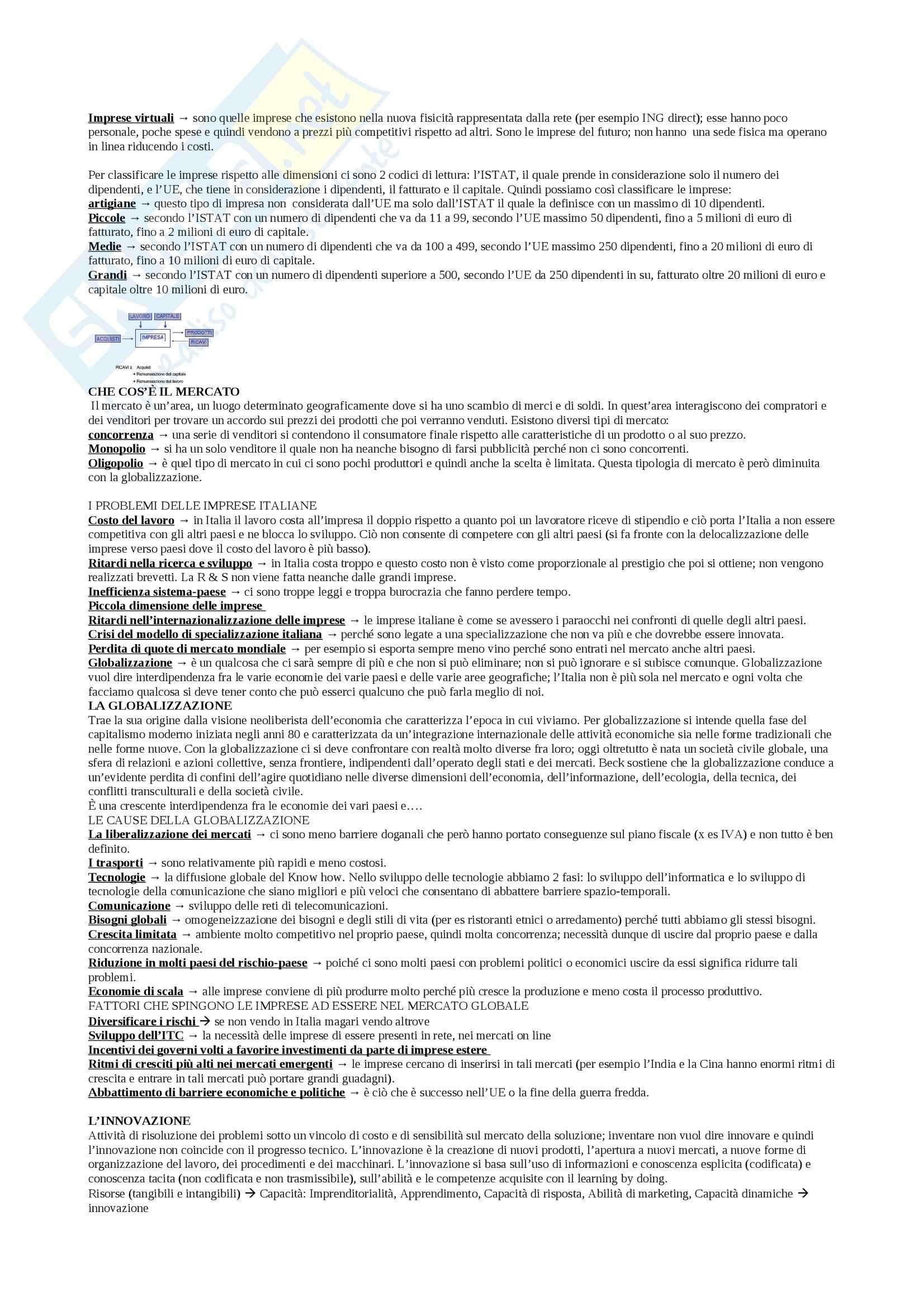 Teorie e tecniche della promozione di immagine - Appunti Pag. 2