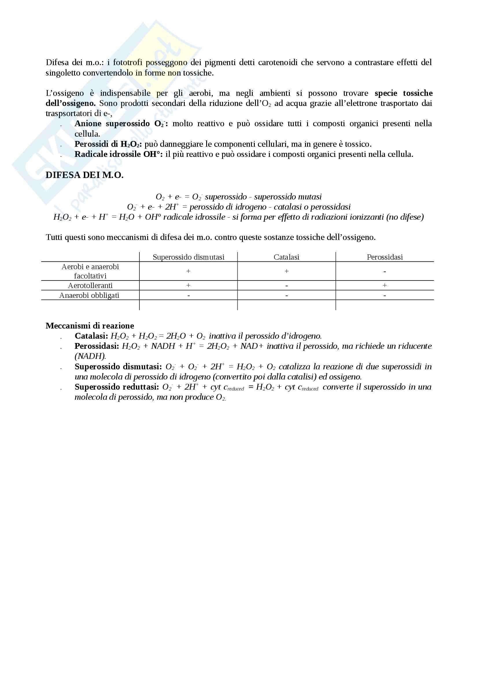 Microbiologia agraria - Appunti Pag. 76