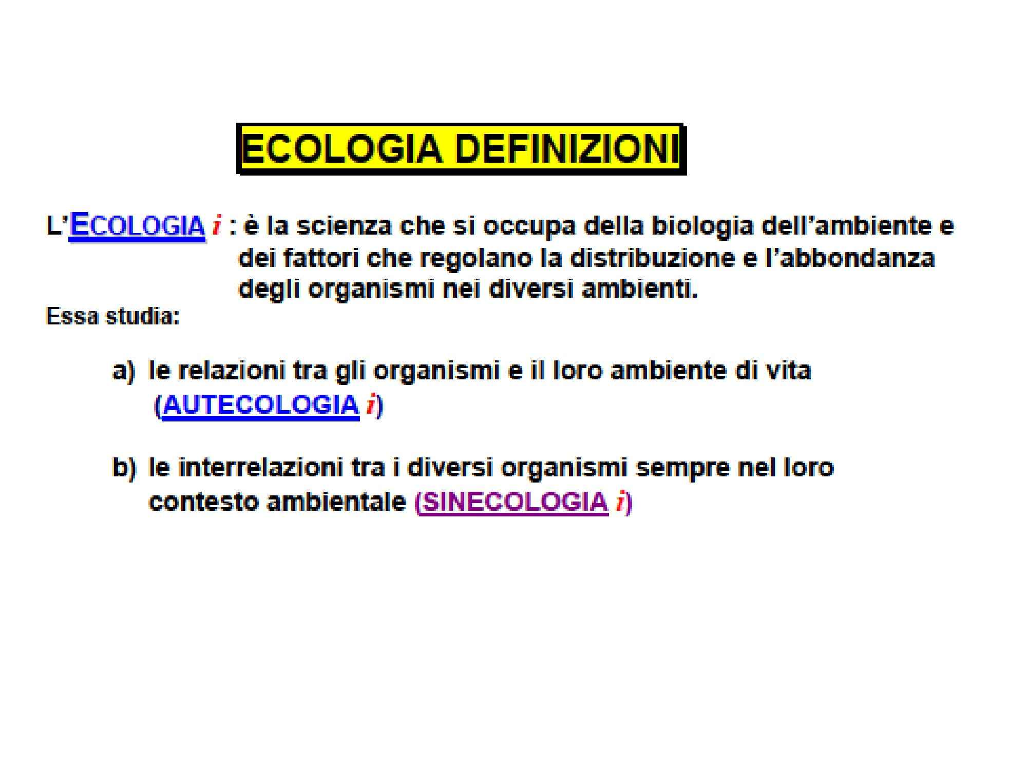 Paleoecologia