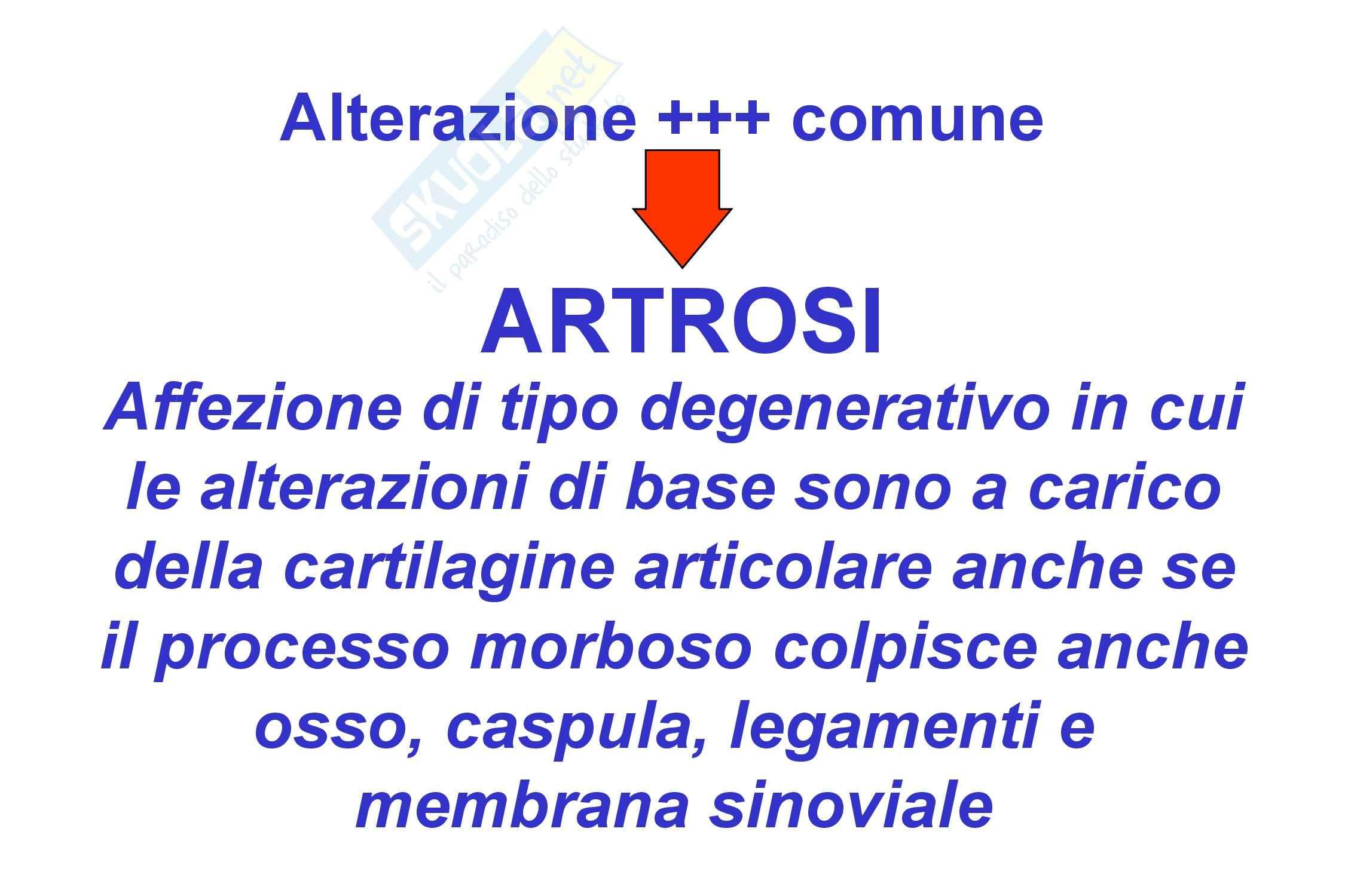 Artrosi - Ortopedia Pag. 6