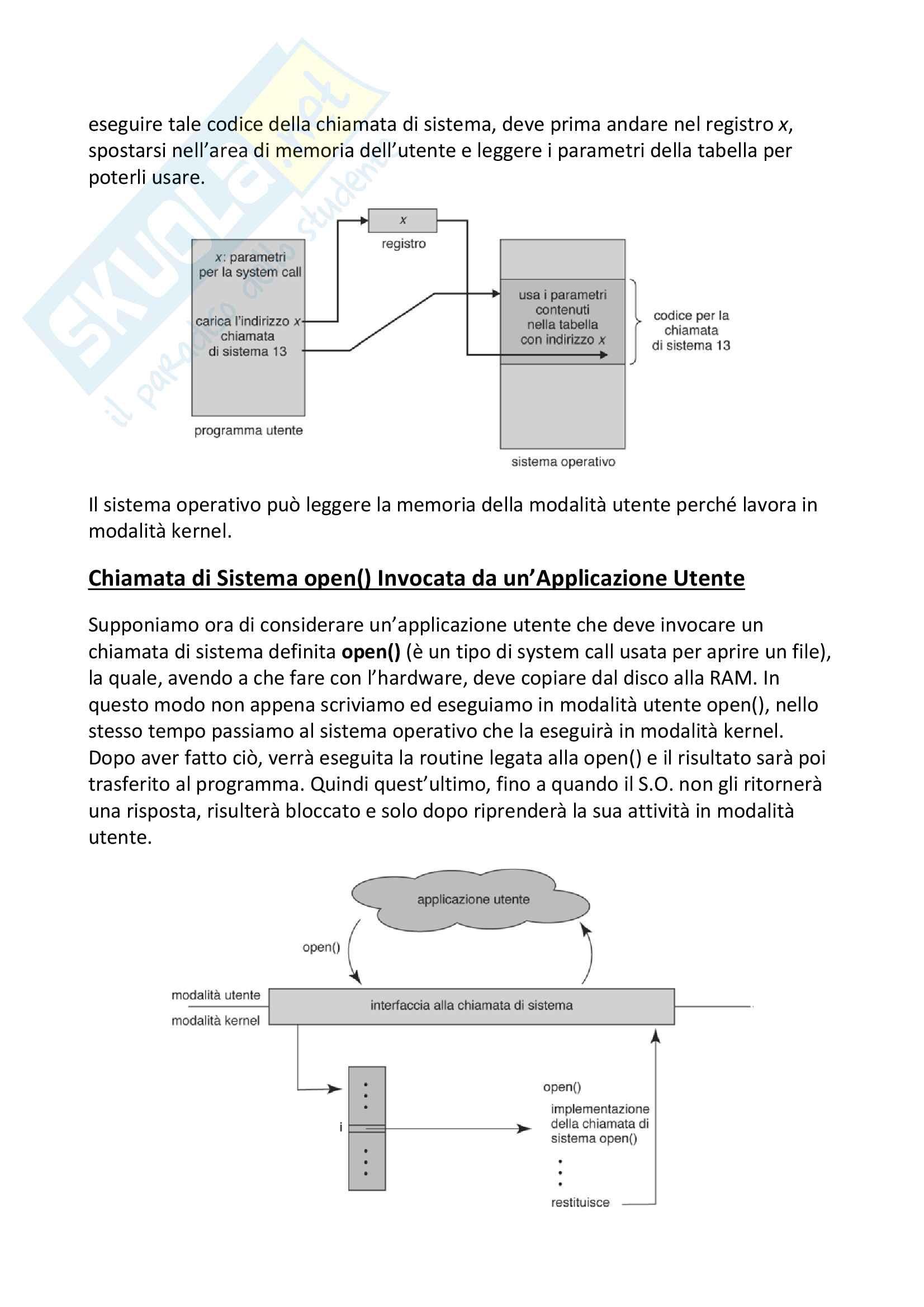 Sistemi Operativi e Reti Pag. 16
