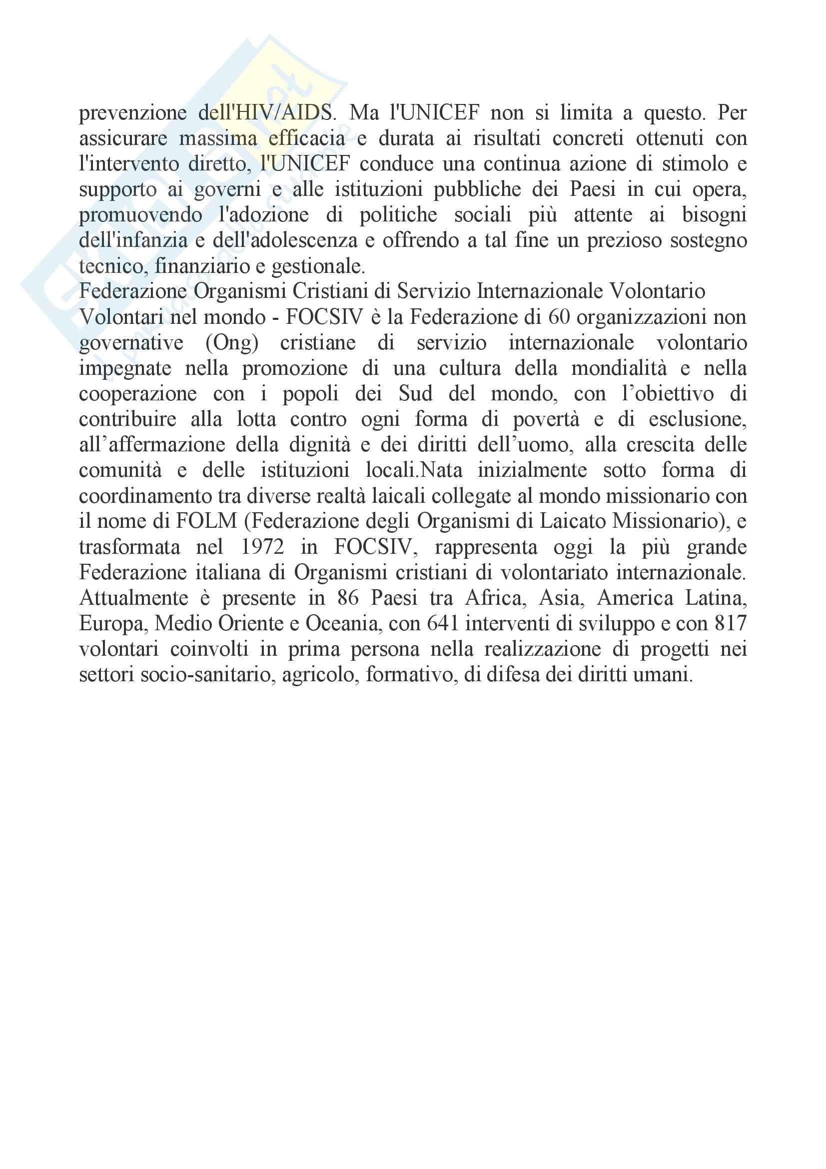 Economia politica - sfruttamento minorile - Tesina Pag. 21