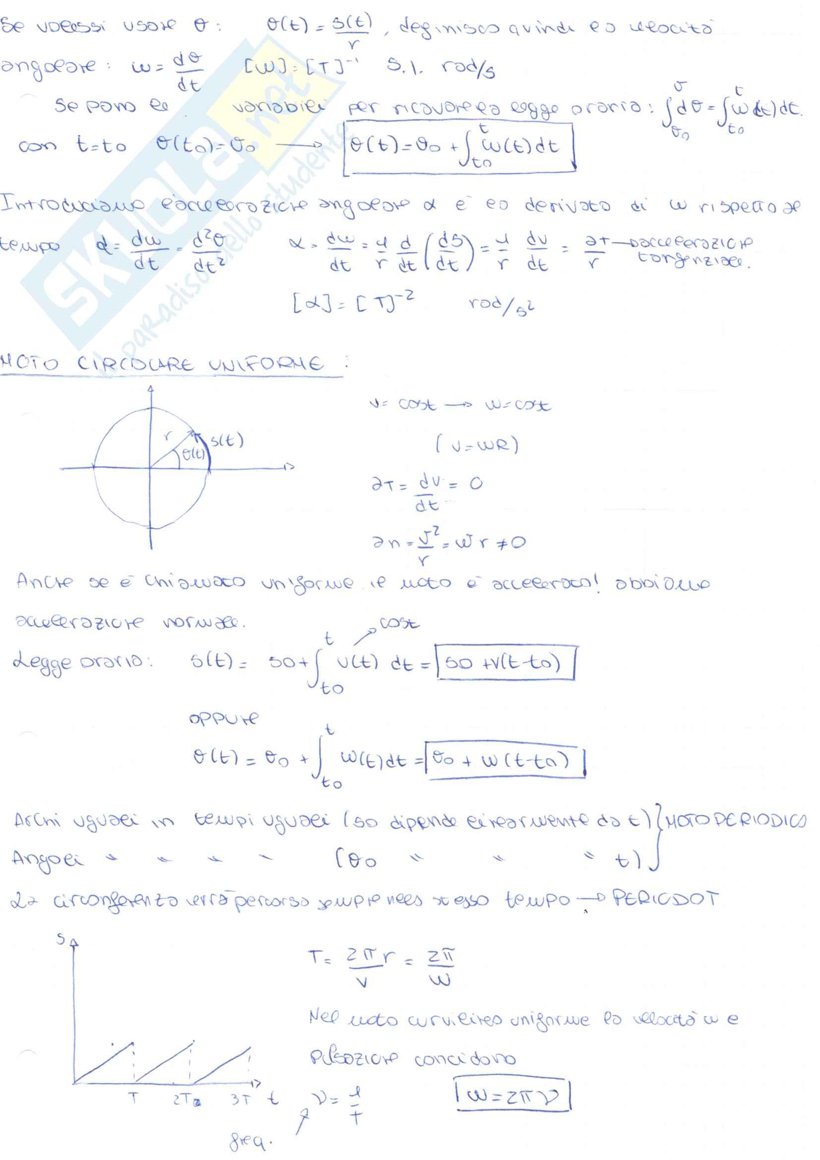 Appunti Fondamenti di Fisica Pag. 11