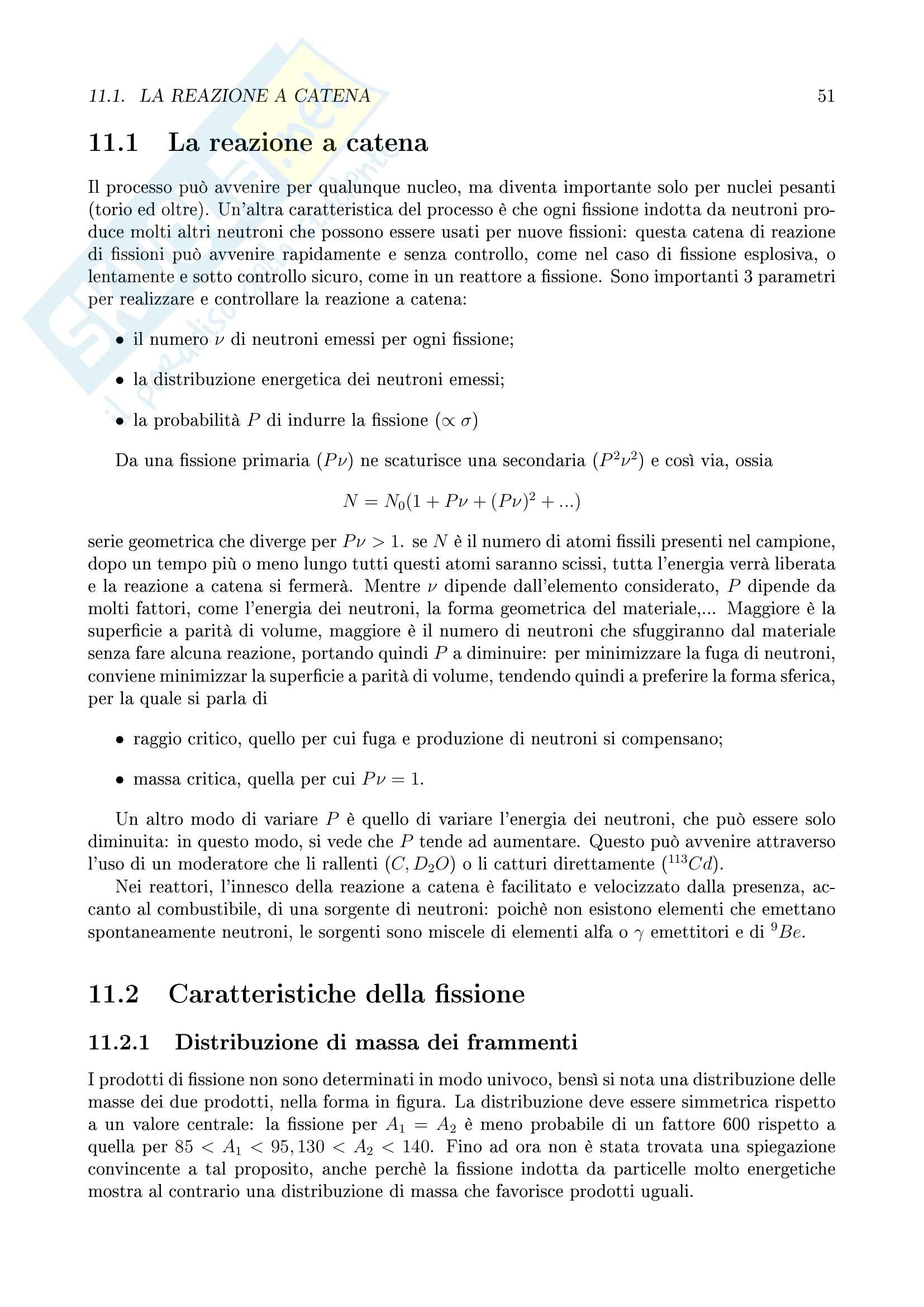 Fisica Nucleare Pag. 51