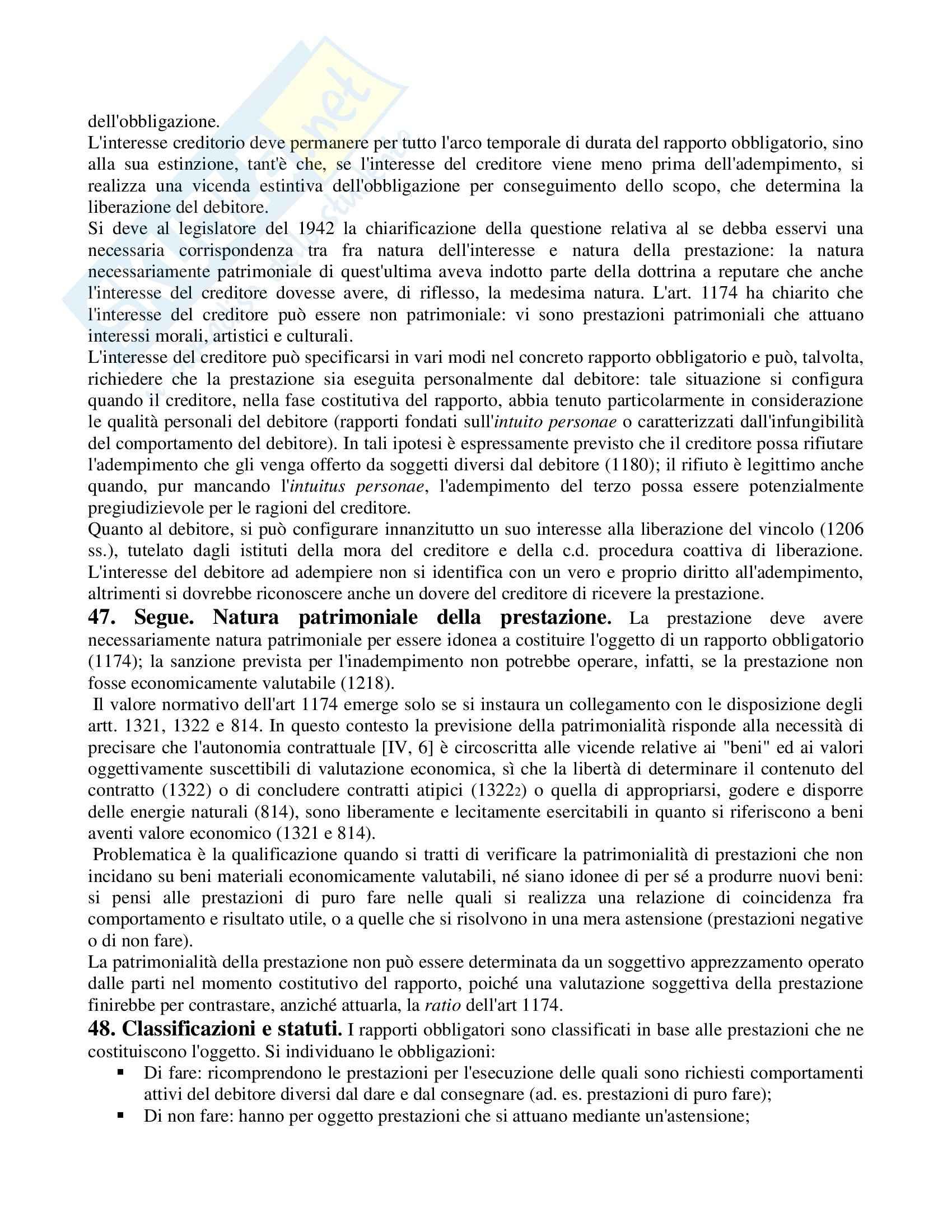 Riassunto esame Diritto Privato, prof. Perlingieri, libro consigliato Manuale di Diritto Civile Pag. 11