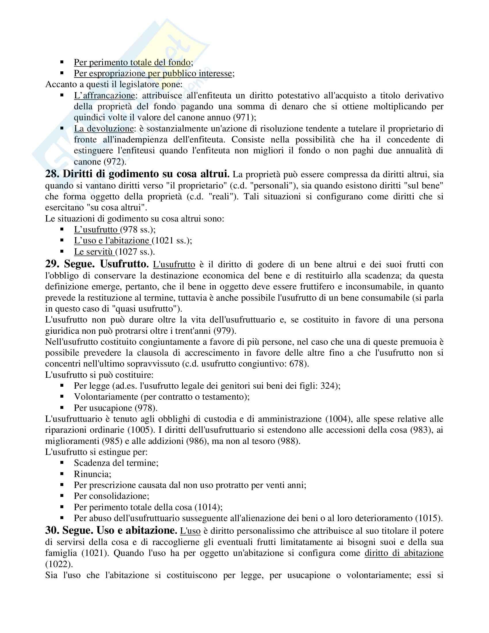 Riassunto esame Diritto Privato, prof. Perlingieri, libro consigliato Manuale di Diritto Civile Pag. 6