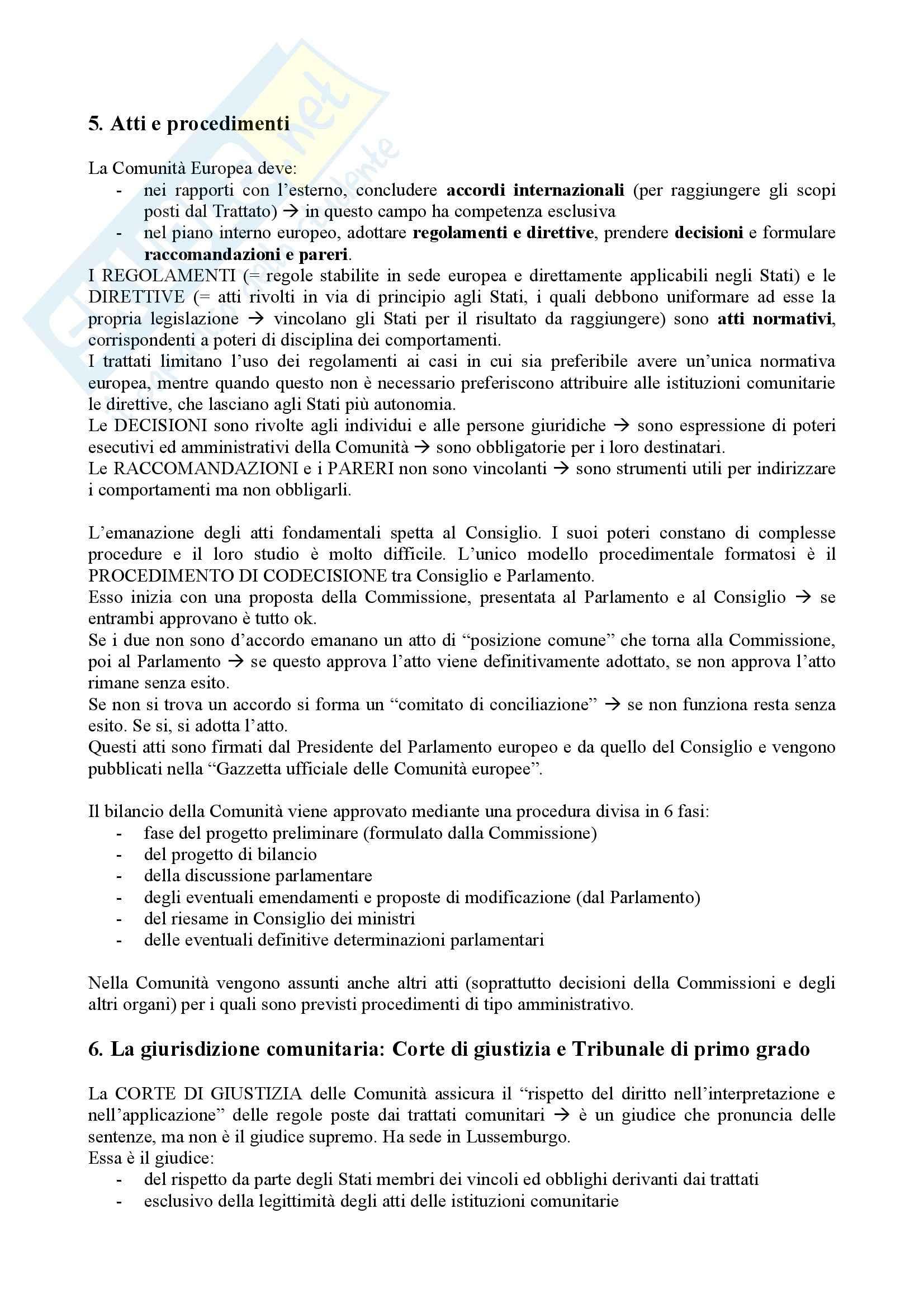 Riassunto esame Diritto Costituzionale, prof. Falcon, libro consigliato Lineamenti di Diritto Pubblico Pag. 16