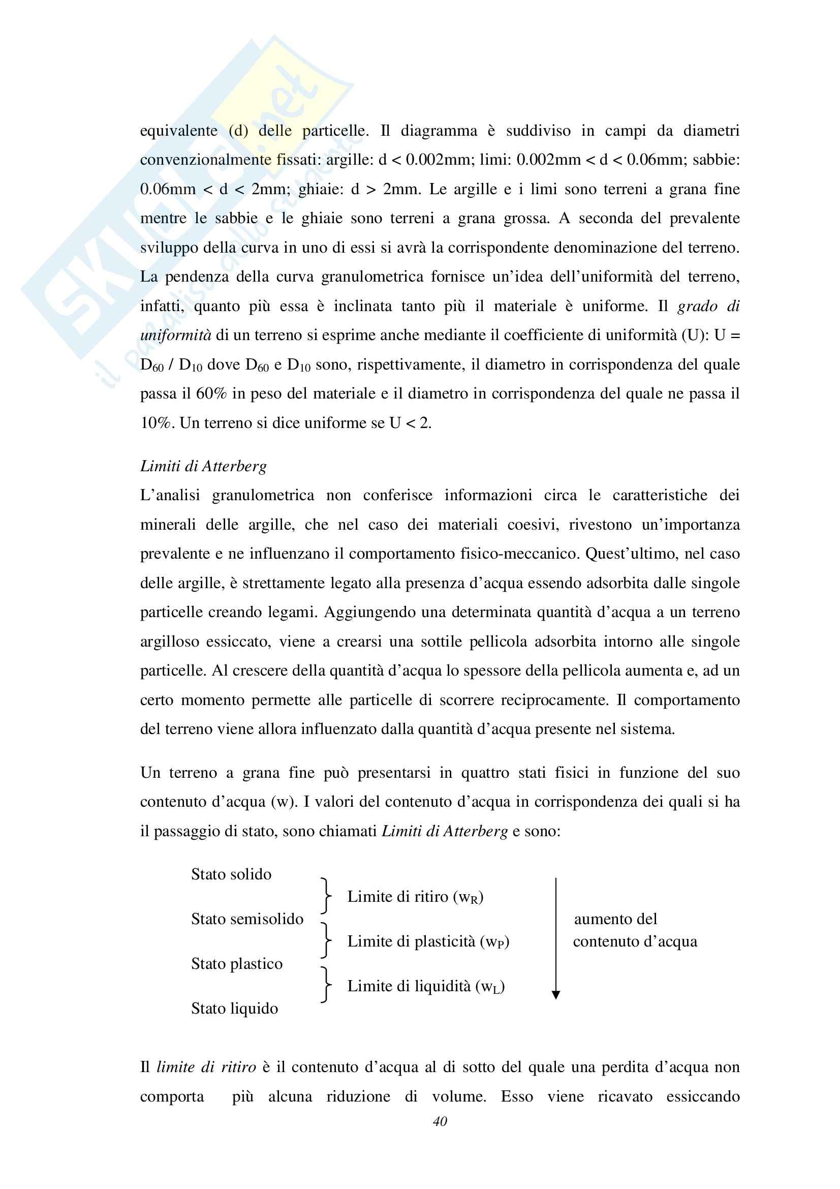 Riassunto esame Geologia, prof. Critelli Pag. 16