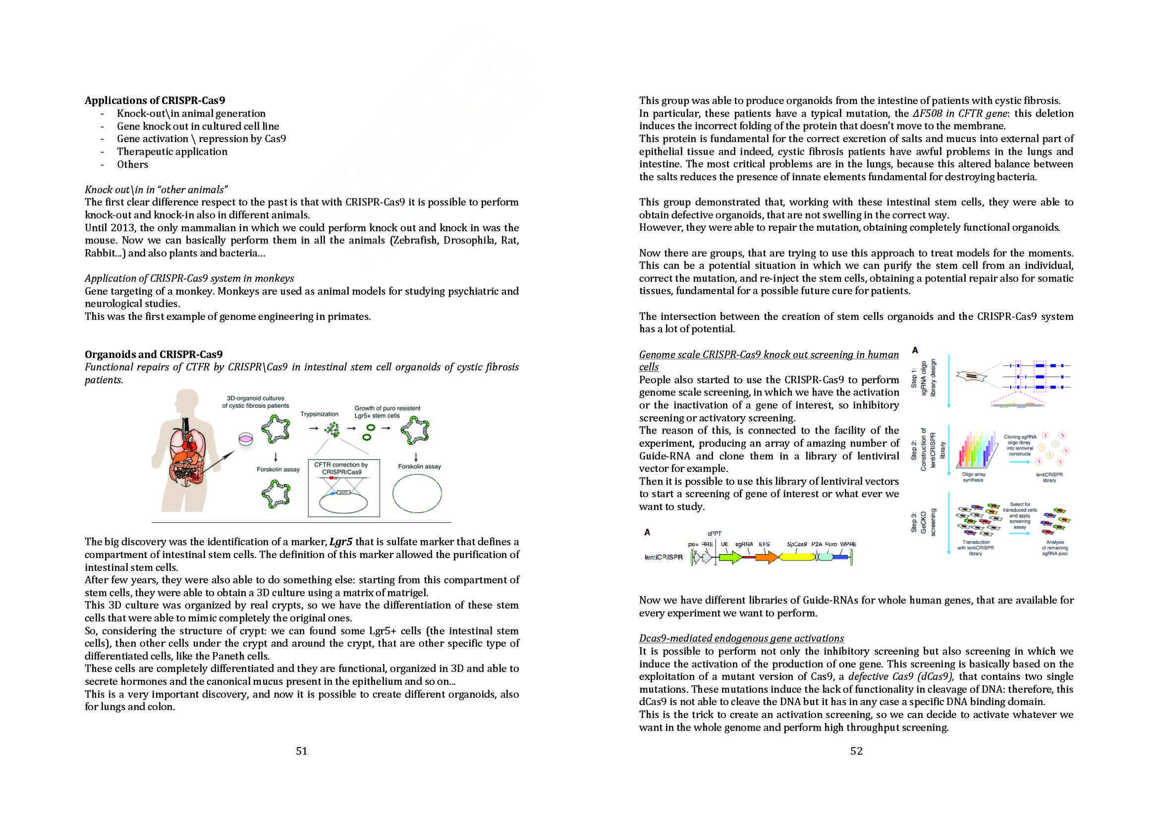Biologia molecolare applicata alle biotecnologie, Biologia molecolare, inglese Pag. 26