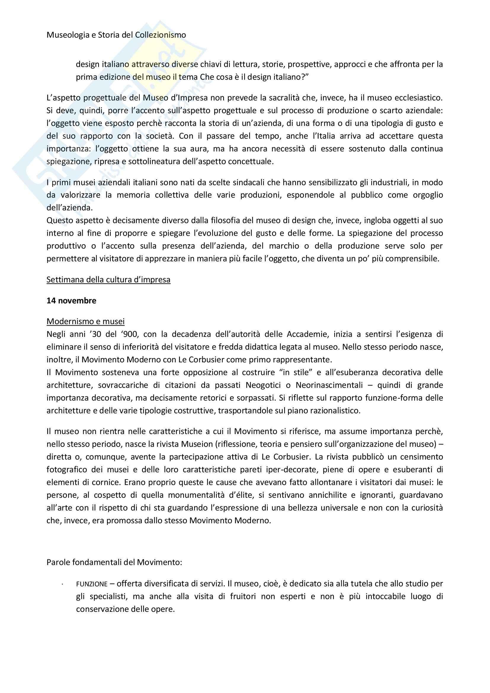 Appunti, lezioni frontali Pag. 6