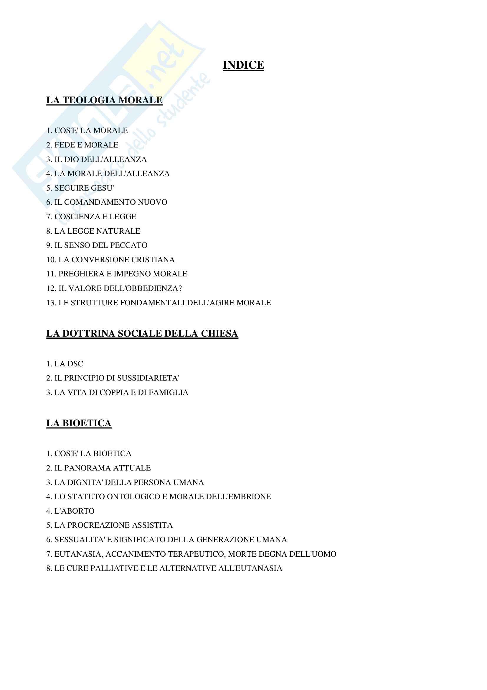 Appunti Teologia 3 Aramini