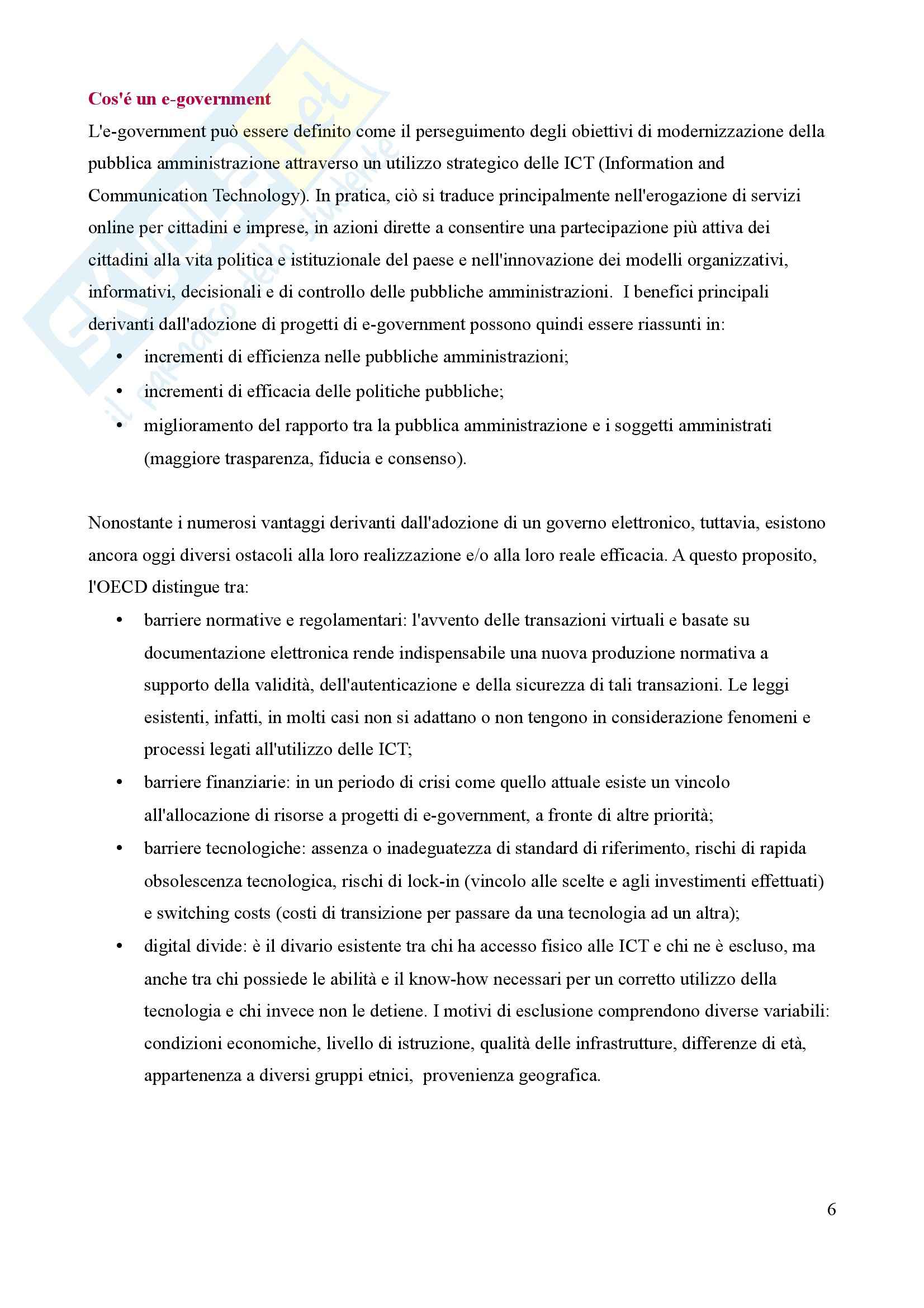 Tesi, Smart Cities: due casi a confronto Pag. 6