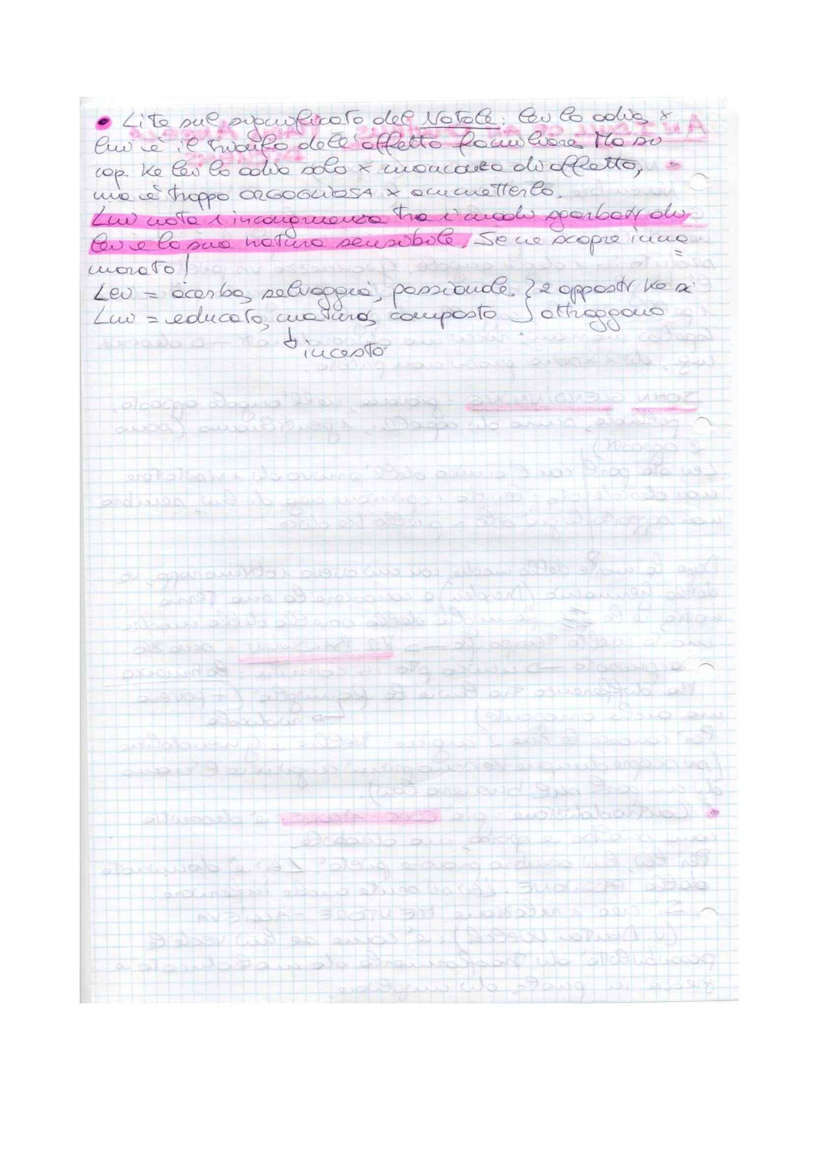 Letteratura inglese - short stories Pag. 6