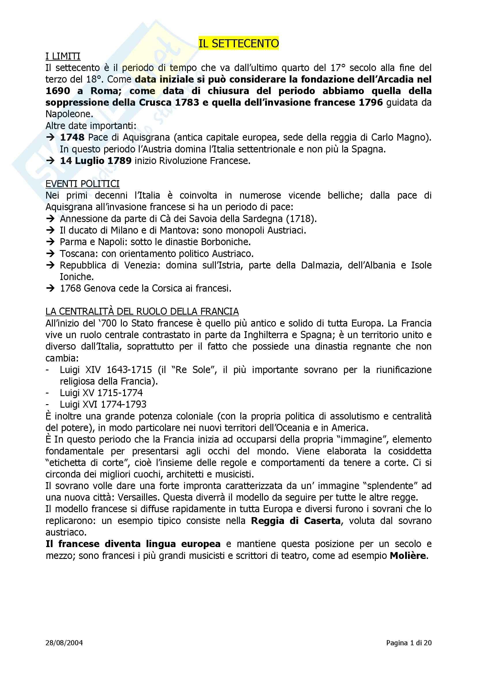 appunto G. Gaspari Tecniche espressive e composizioni