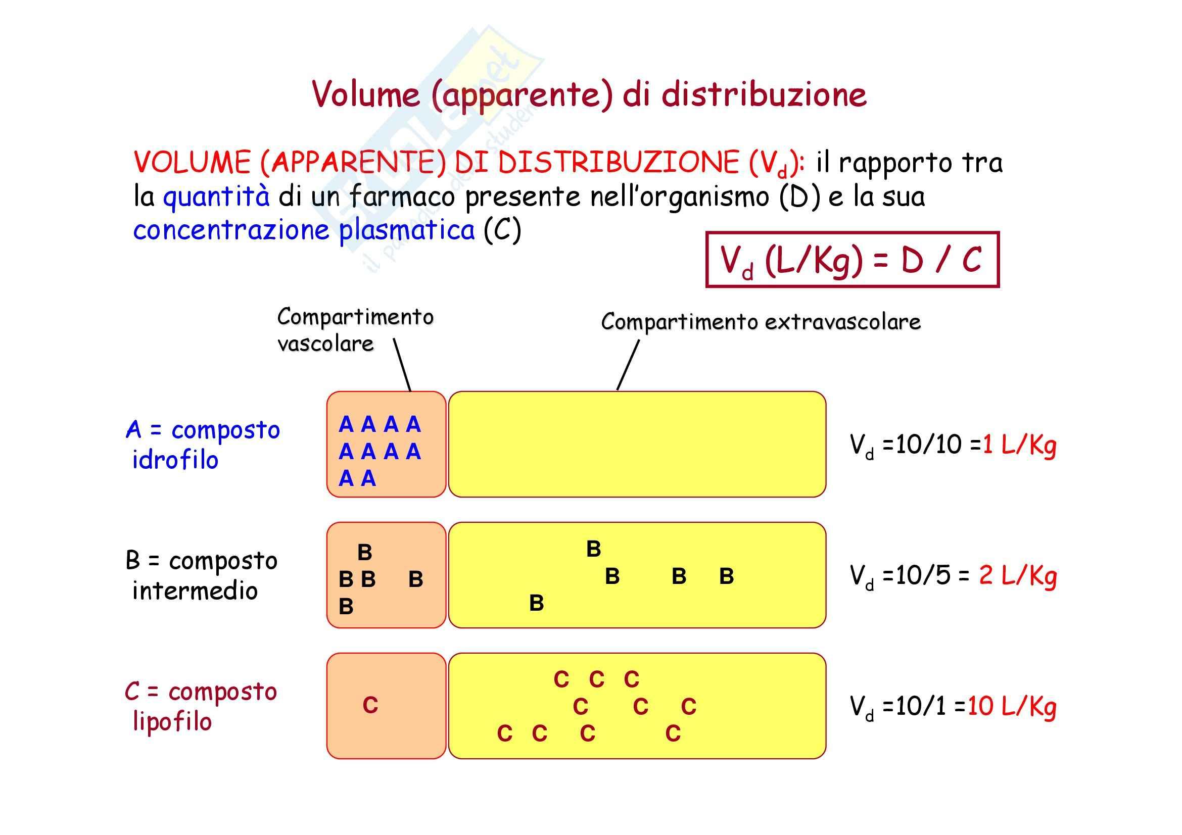 Farmacocinetica Pag. 16