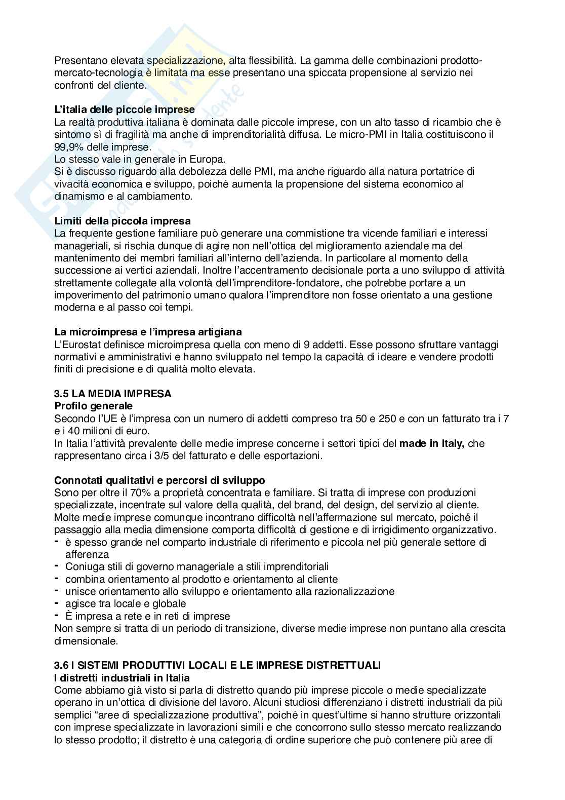 Management - Riassunto lezioni Pag. 11