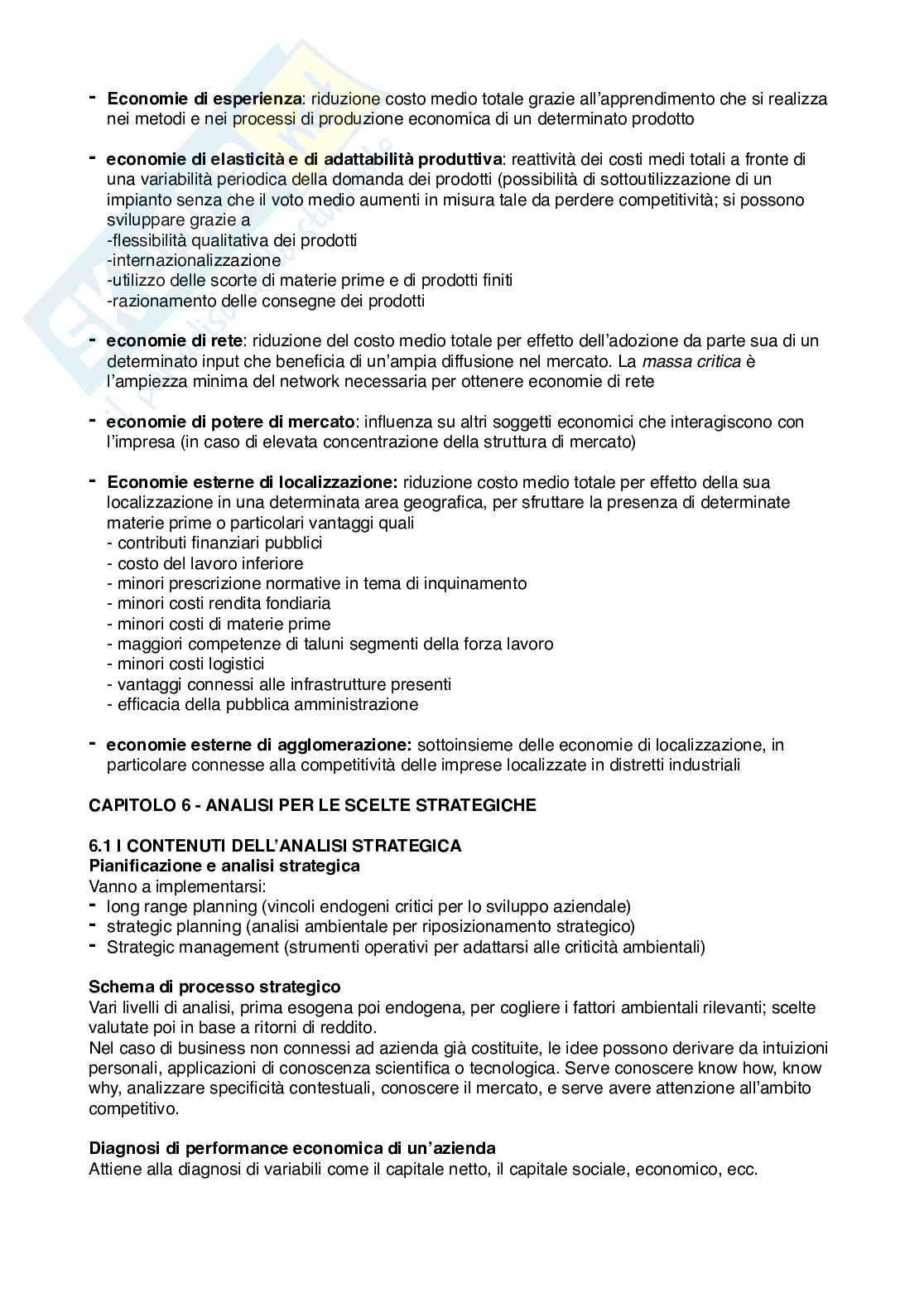 Management - Riassunto lezioni Pag. 16