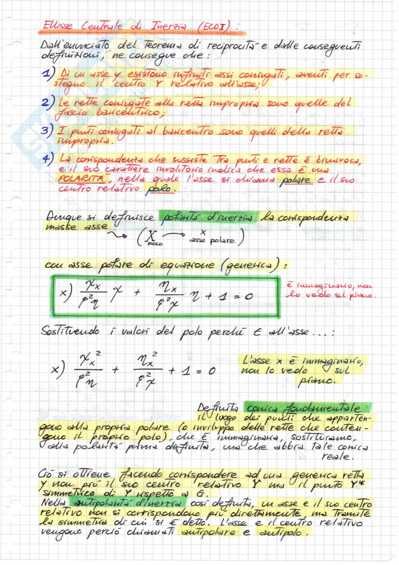 TEORIA COMPLETA, Scienza delle Costruzioni Pag. 41