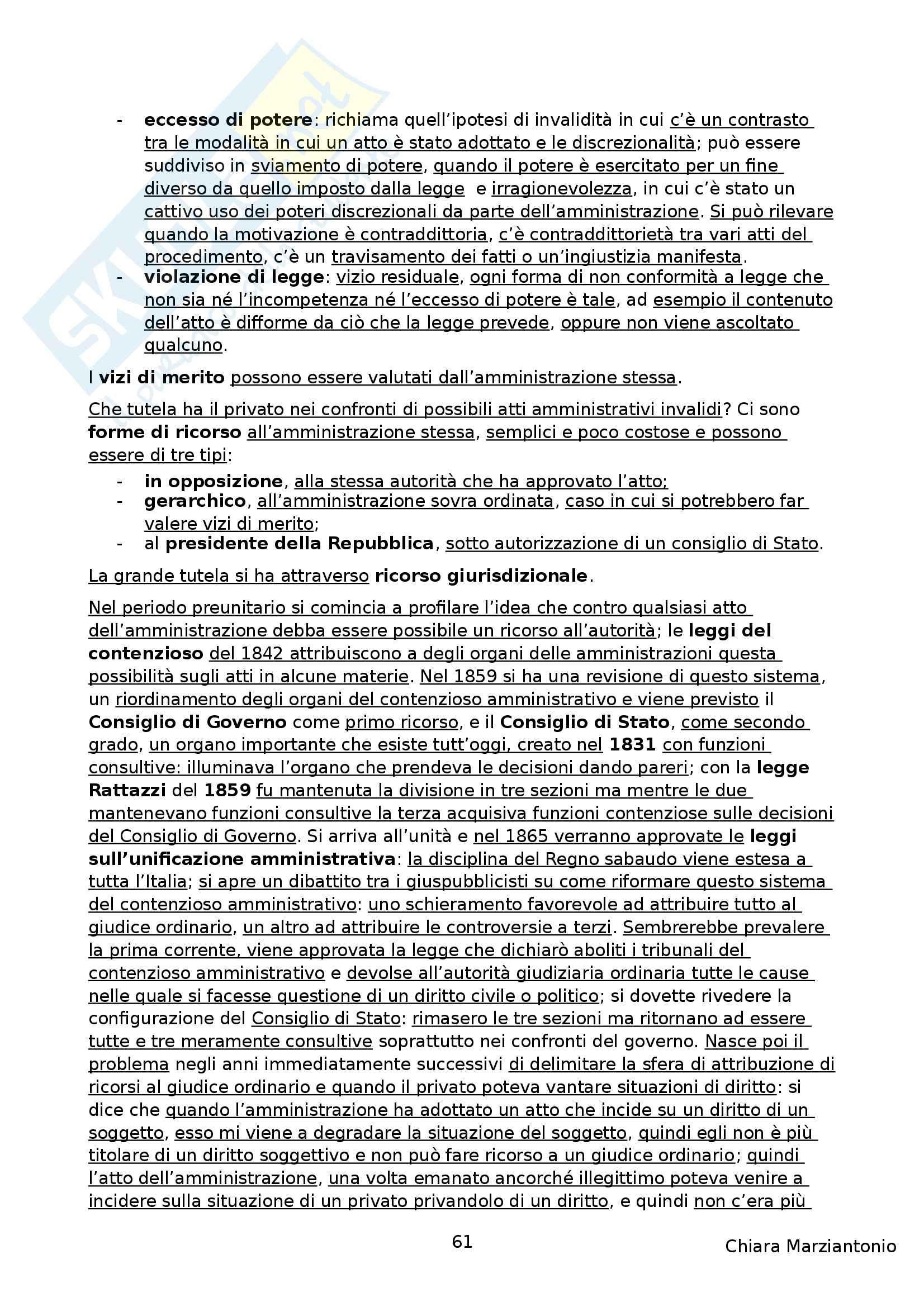 Riassunto esame Istituzioni di Diritto Pubblico, prof. Corsi, libro consigliato Corso di Diritto Pubblico, Barbera, Fusaro Pag. 61