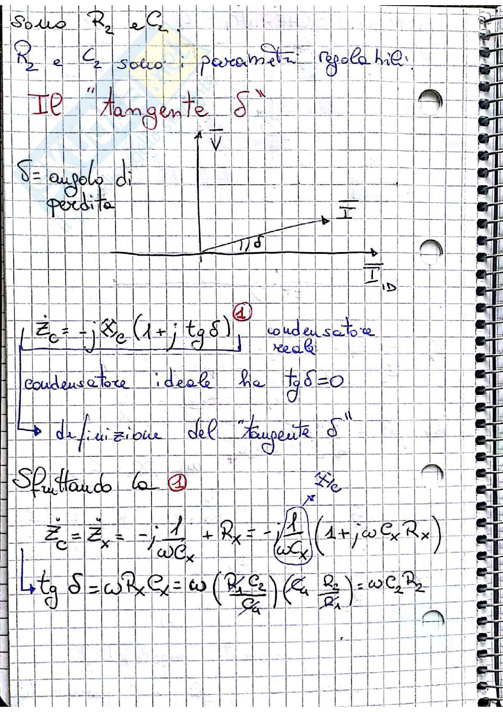 Misure elettroniche, parte II Pag. 51