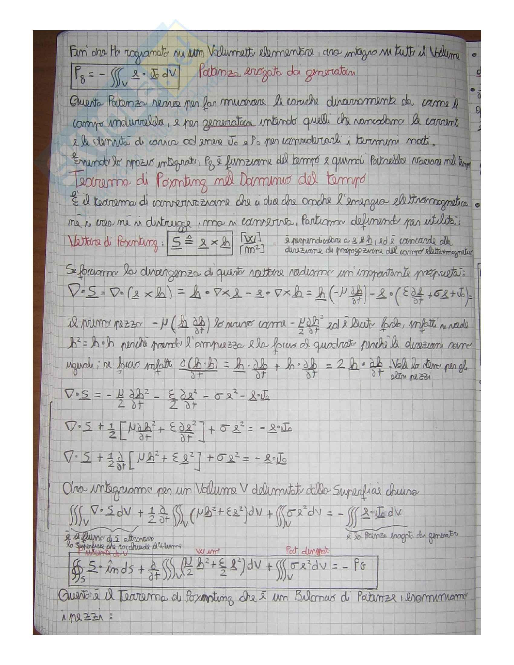 Campi teoria esercizi completa + Esercizi Pag. 21