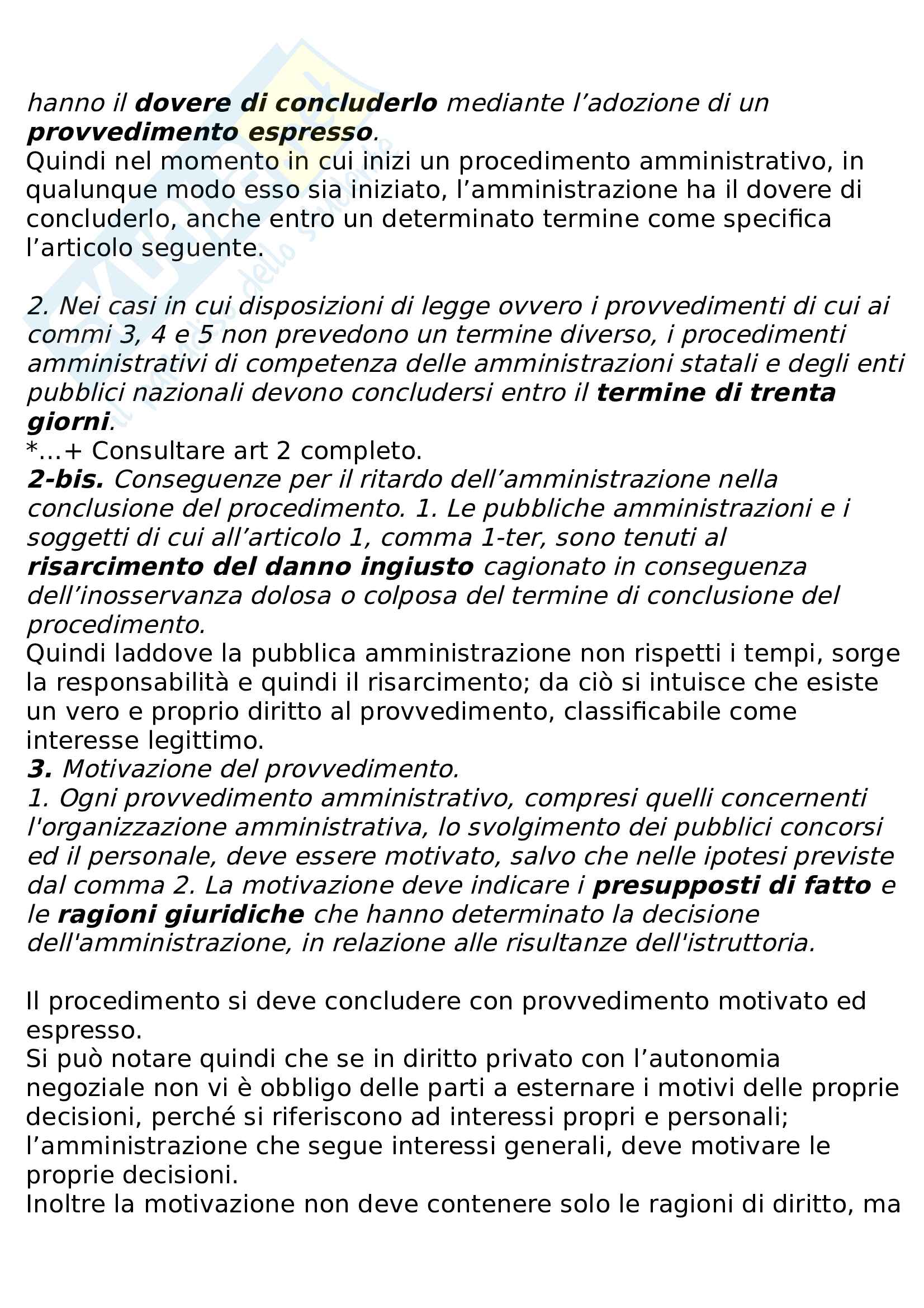 Riassunto diritto pubblico e amministrativo Pag. 41