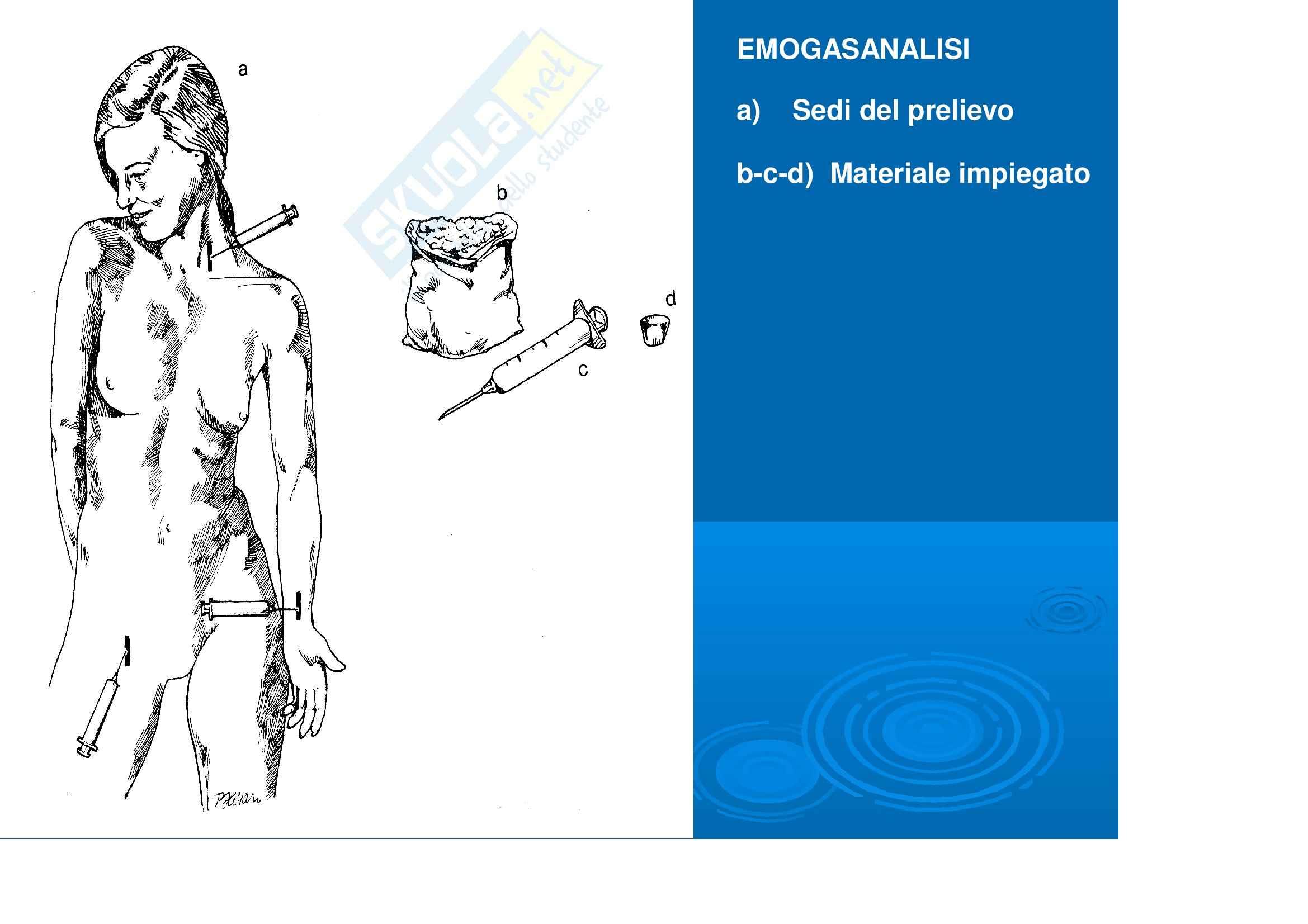 Chirurgia generale - l'emogasanalisi Pag. 6