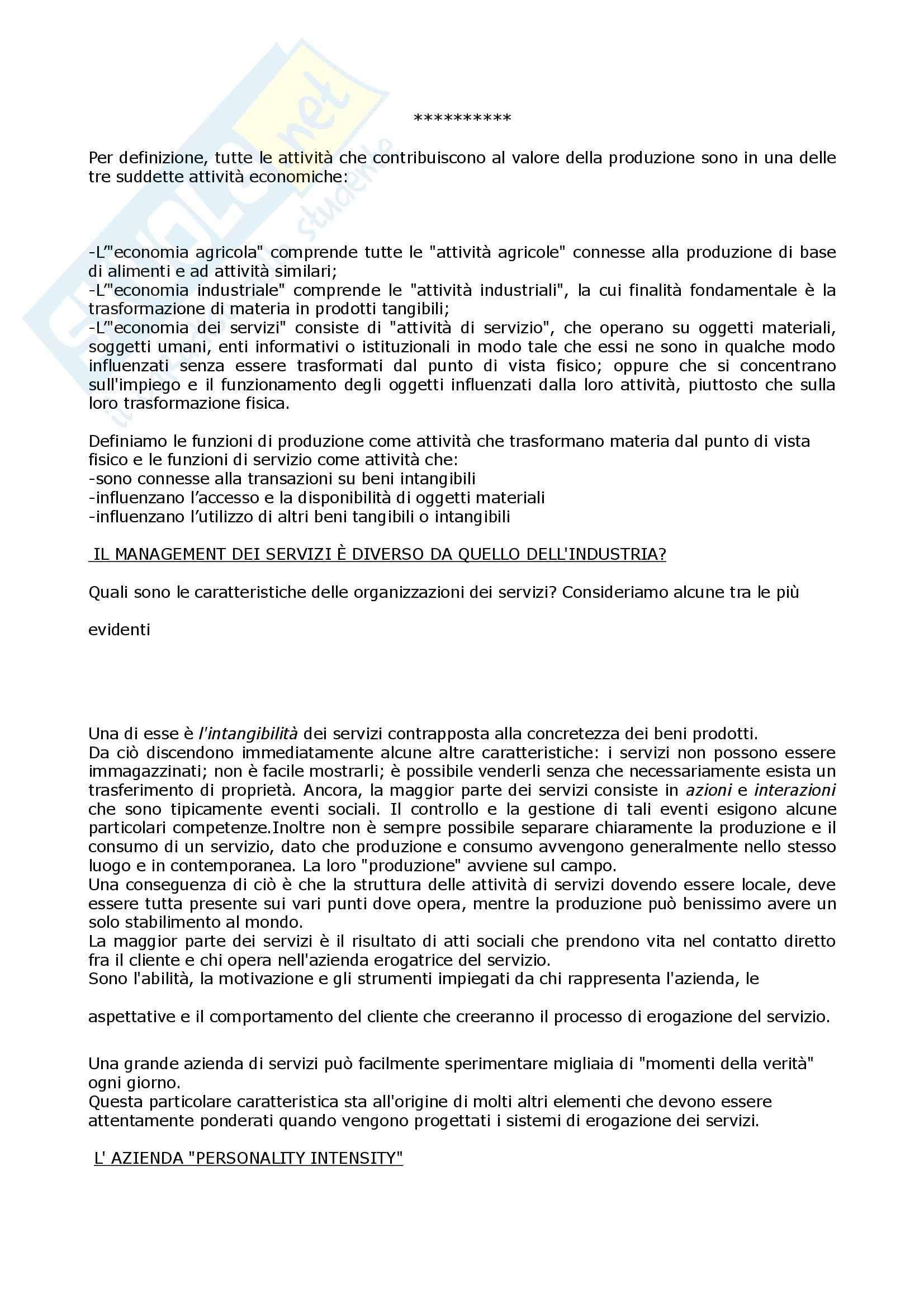 Sociologia dell'Organizzazione Pag. 2